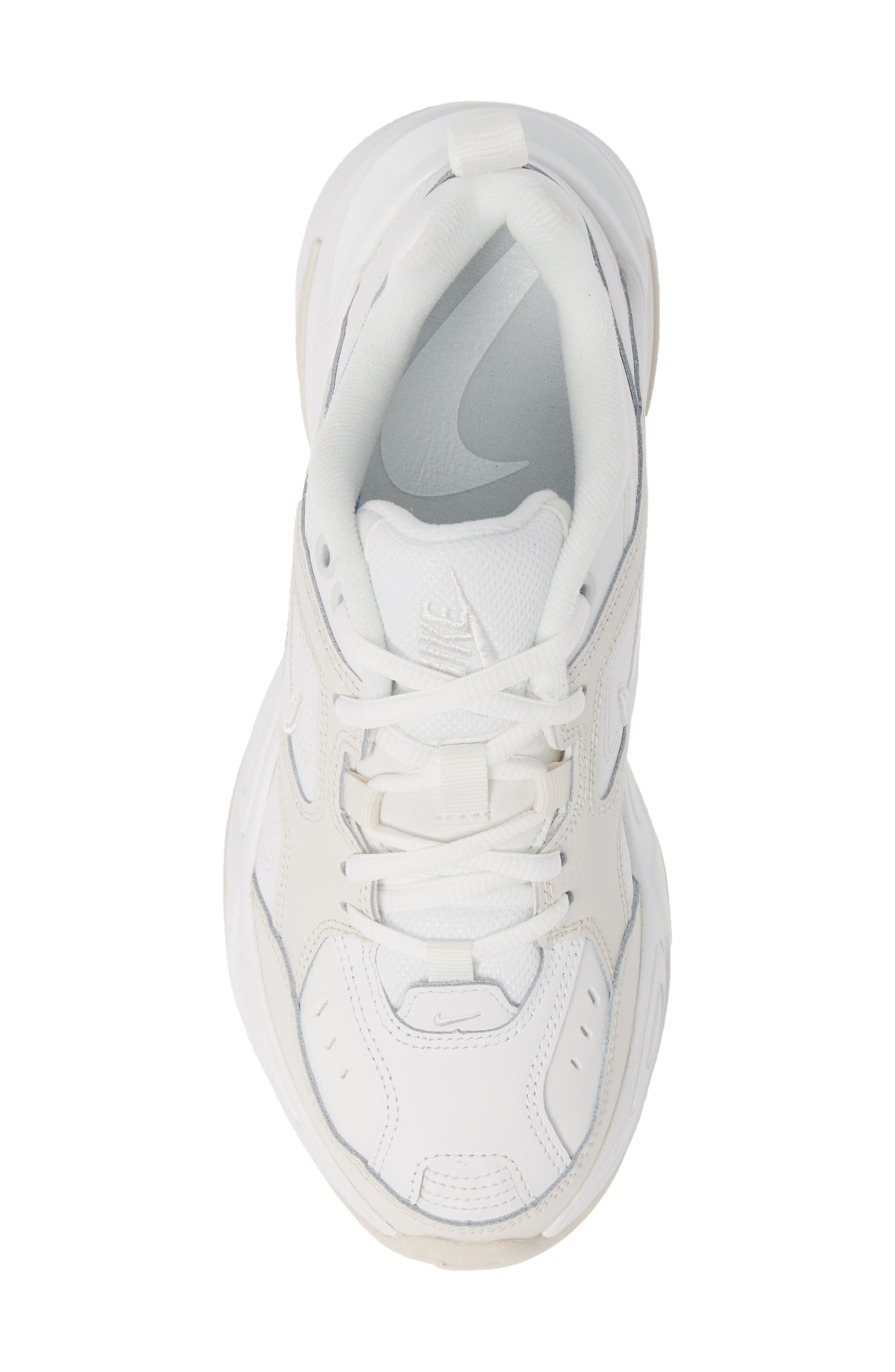 M2K Tekno Sneaker,                             Alternate thumbnail 5, color,                             WHITE