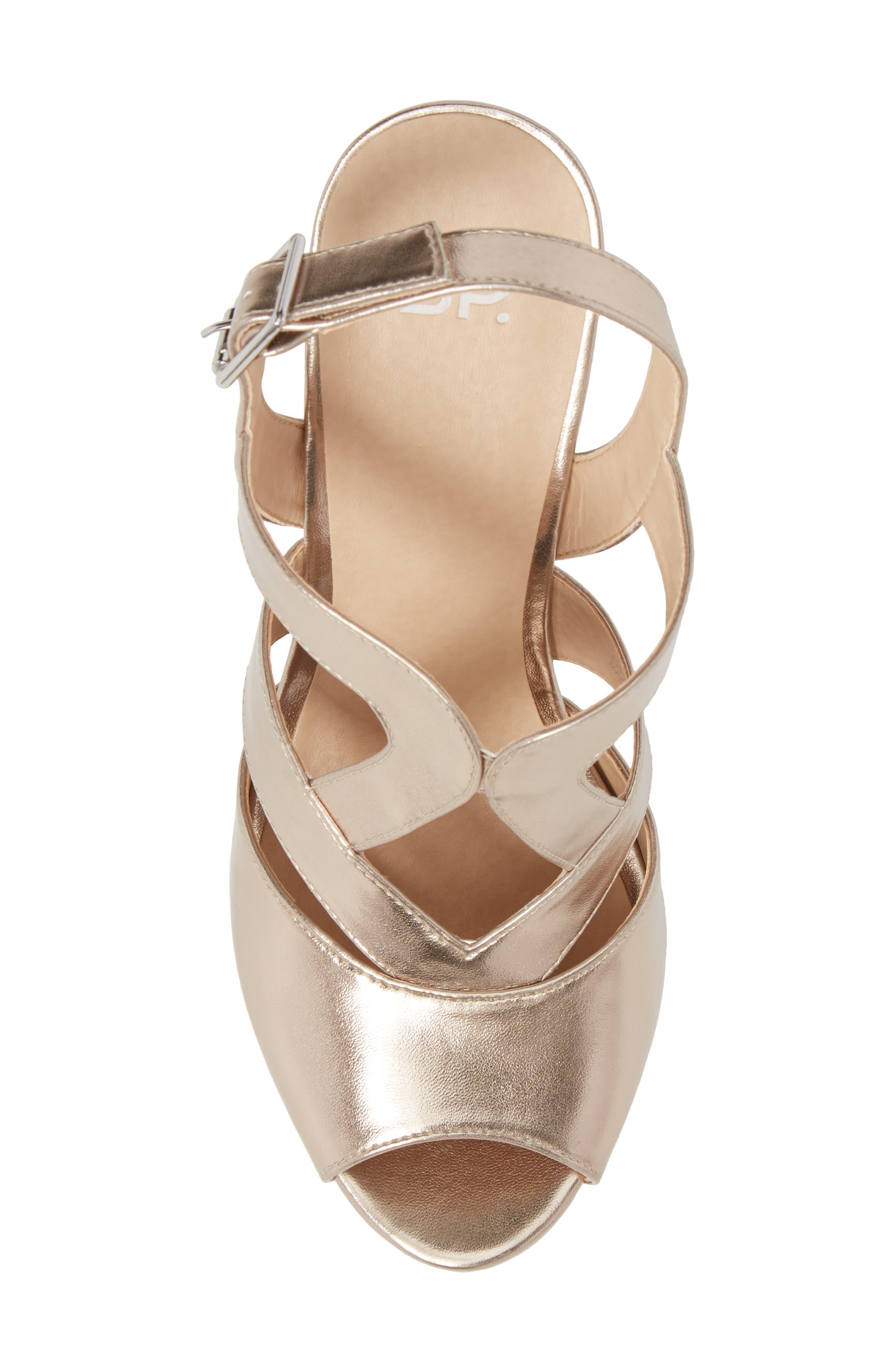 Sunny Platform Wedge Sandal,                             Alternate thumbnail 26, color,