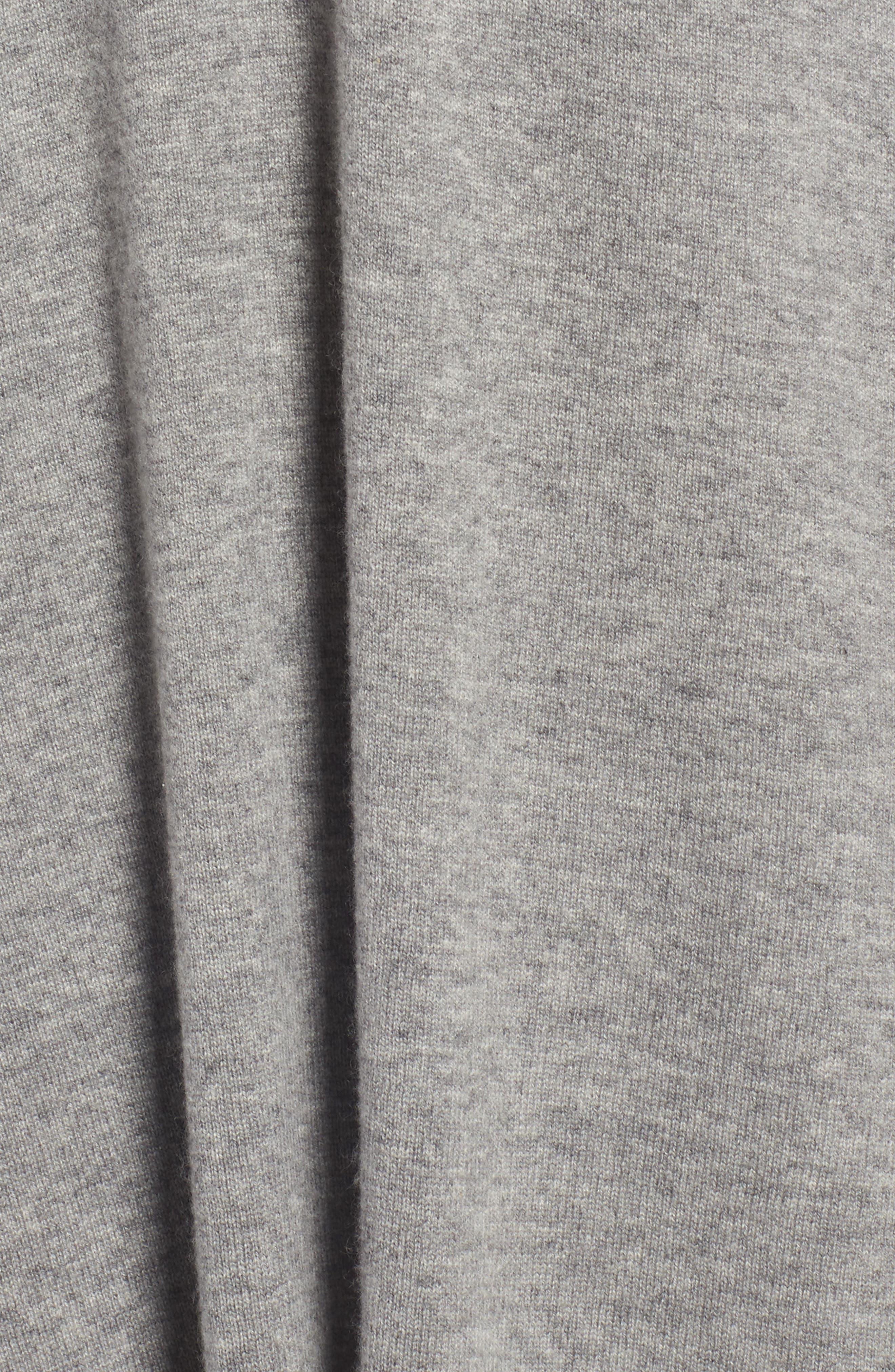 Wool & Cashmere Drape Front Sweater Vest,                             Alternate thumbnail 43, color,