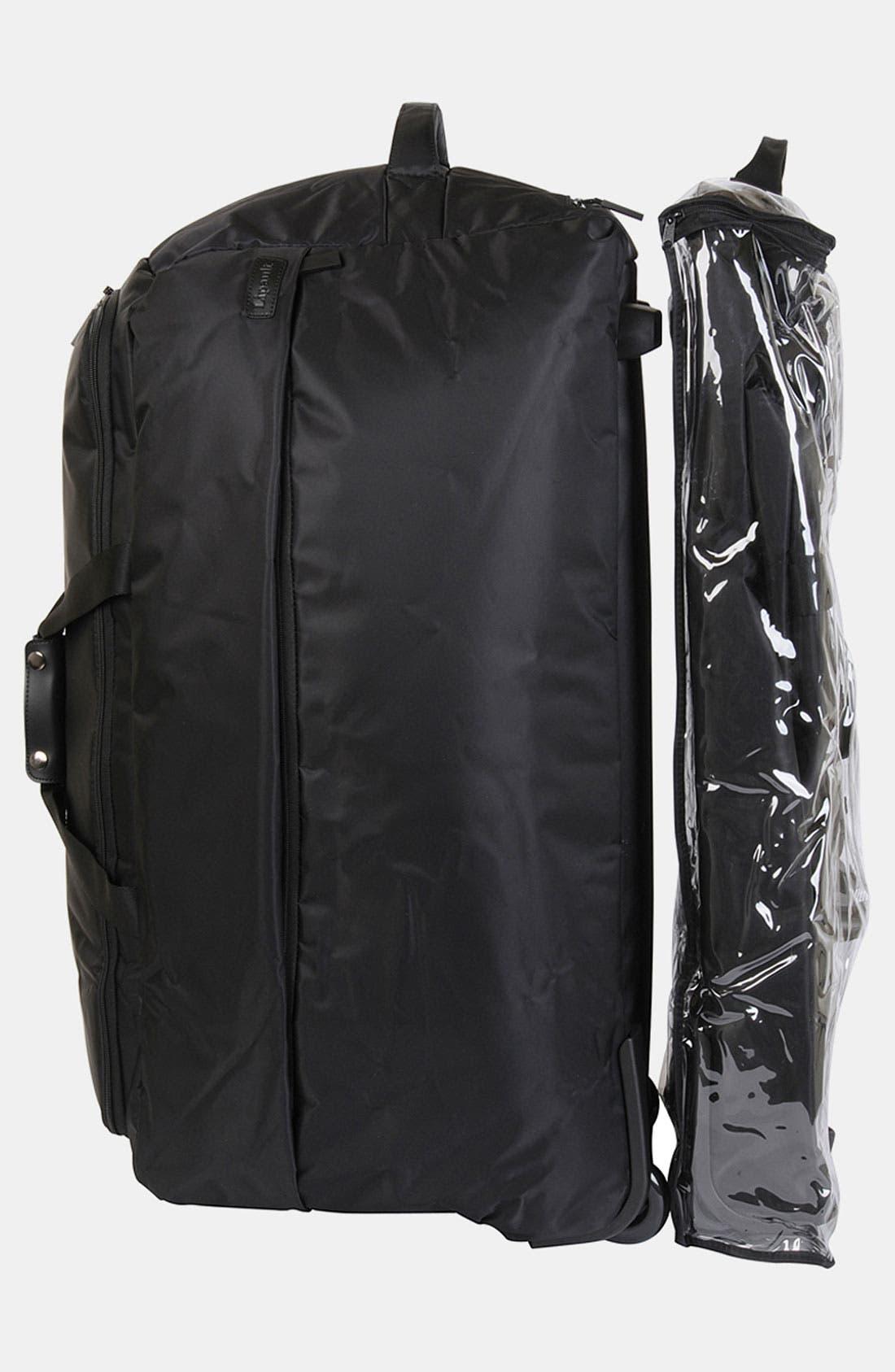 Foldable Rolling Duffel Bag,                             Alternate thumbnail 2, color,                             001