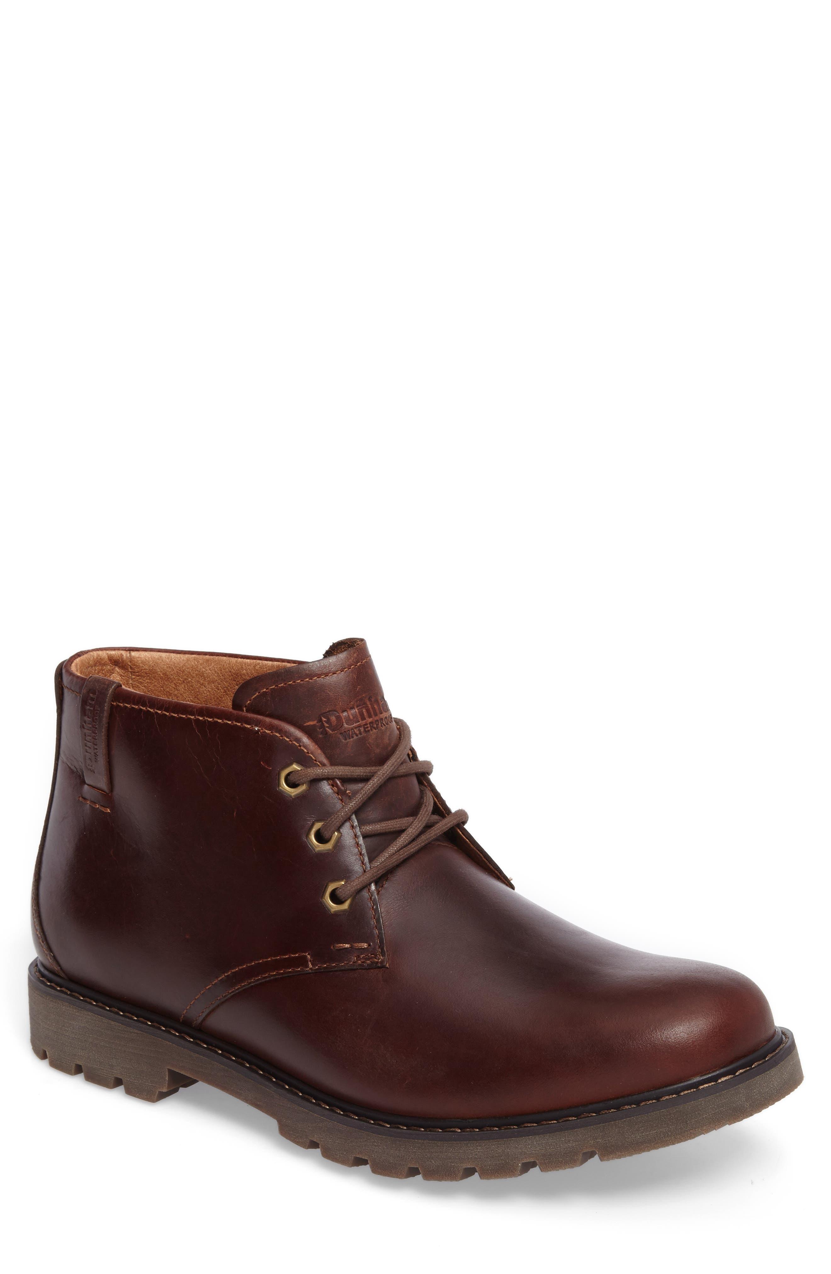 Dunham Royalton Chukka Boot, EEEE - Brown