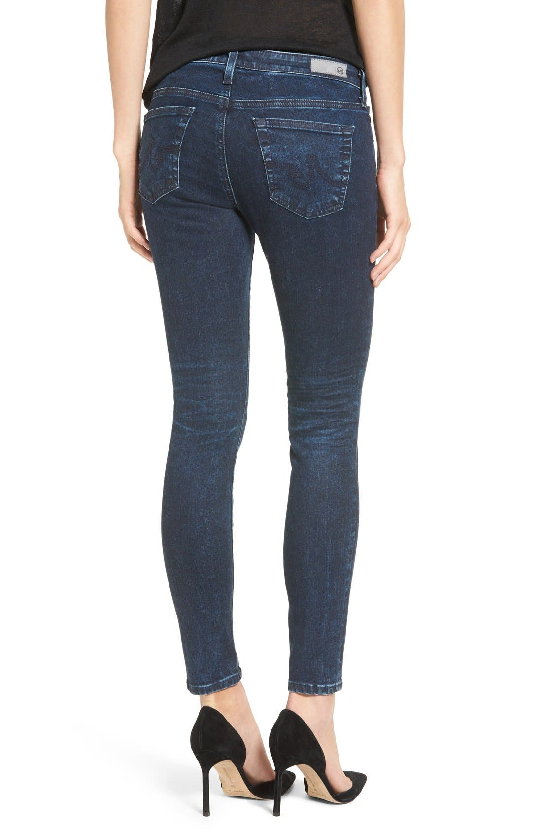 The Legging Ankle Jeans,                             Alternate thumbnail 129, color,
