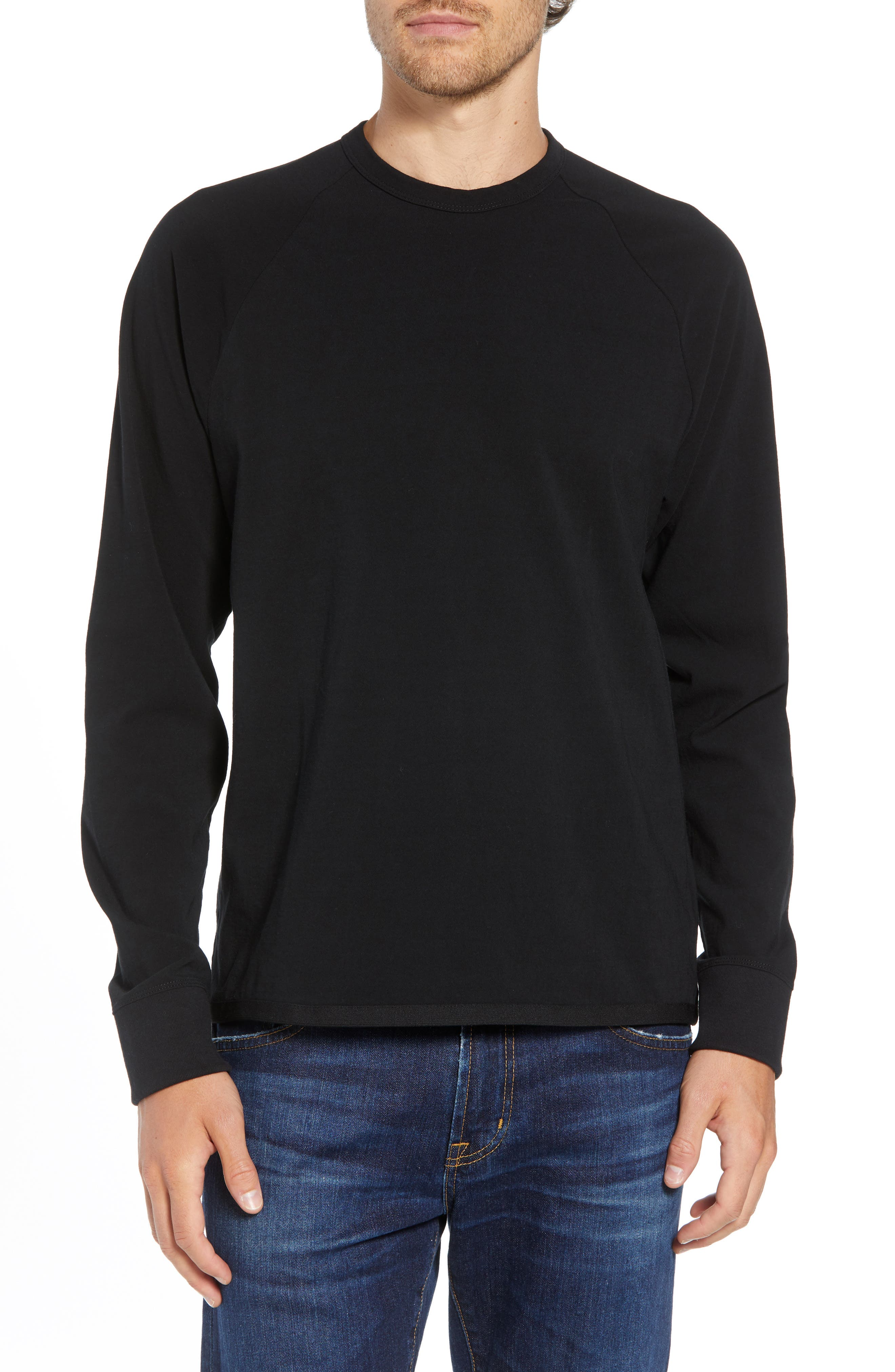 Long Sleeve Graphic T-Shirt,                             Main thumbnail 1, color,                             001