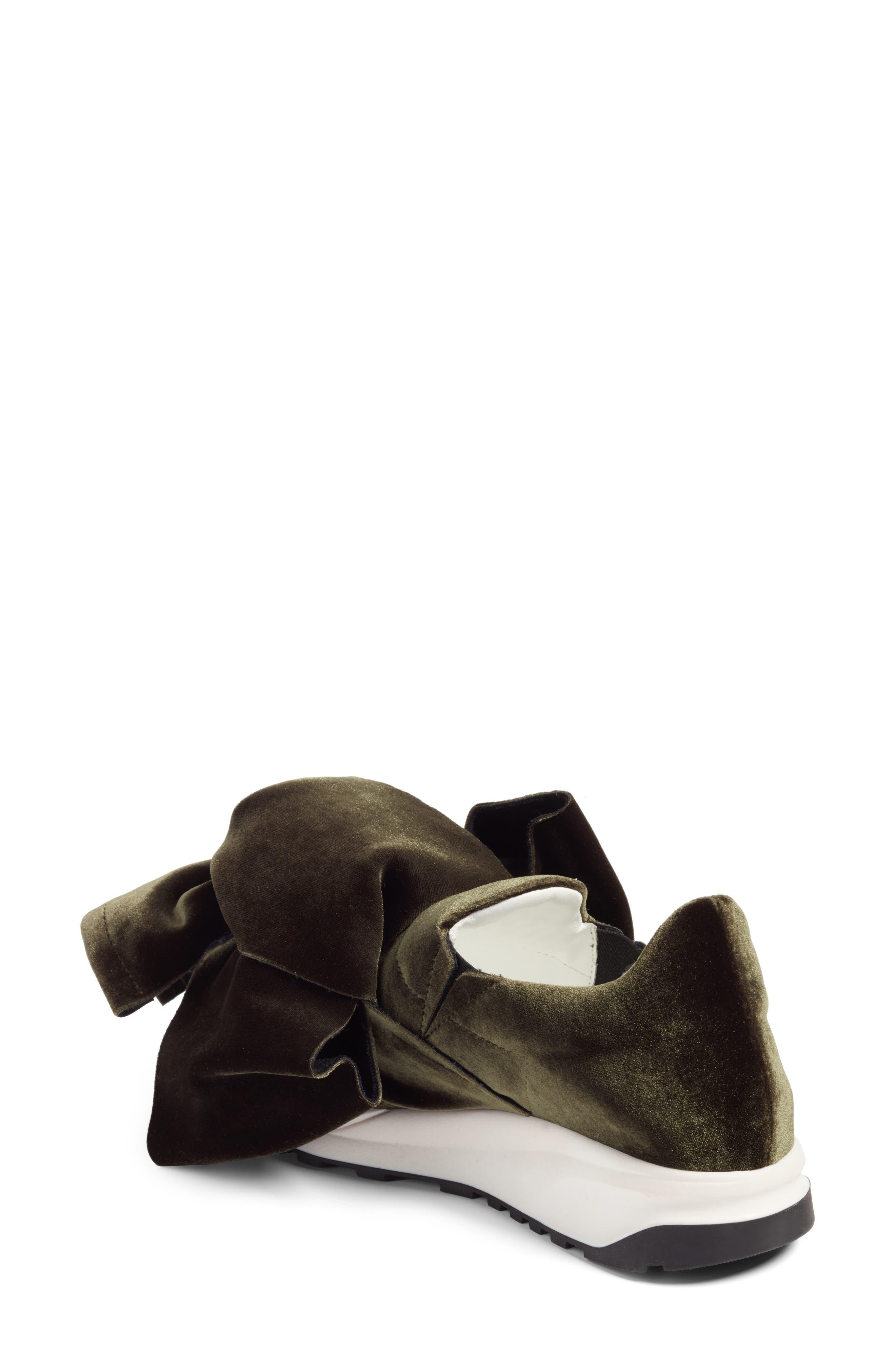 Knotted Slip-On Sneaker,                             Alternate thumbnail 2, color,                             300