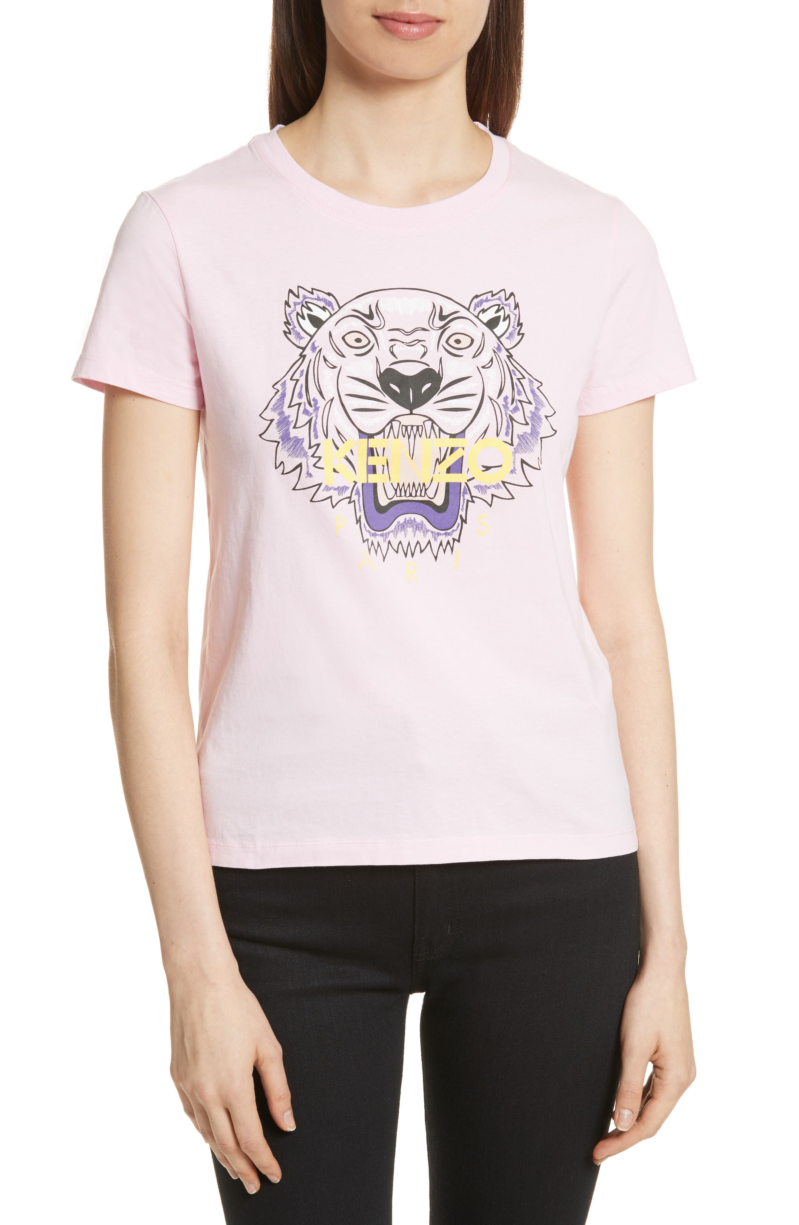 Classic Tiger Graphic Tee,                             Main thumbnail 2, color,