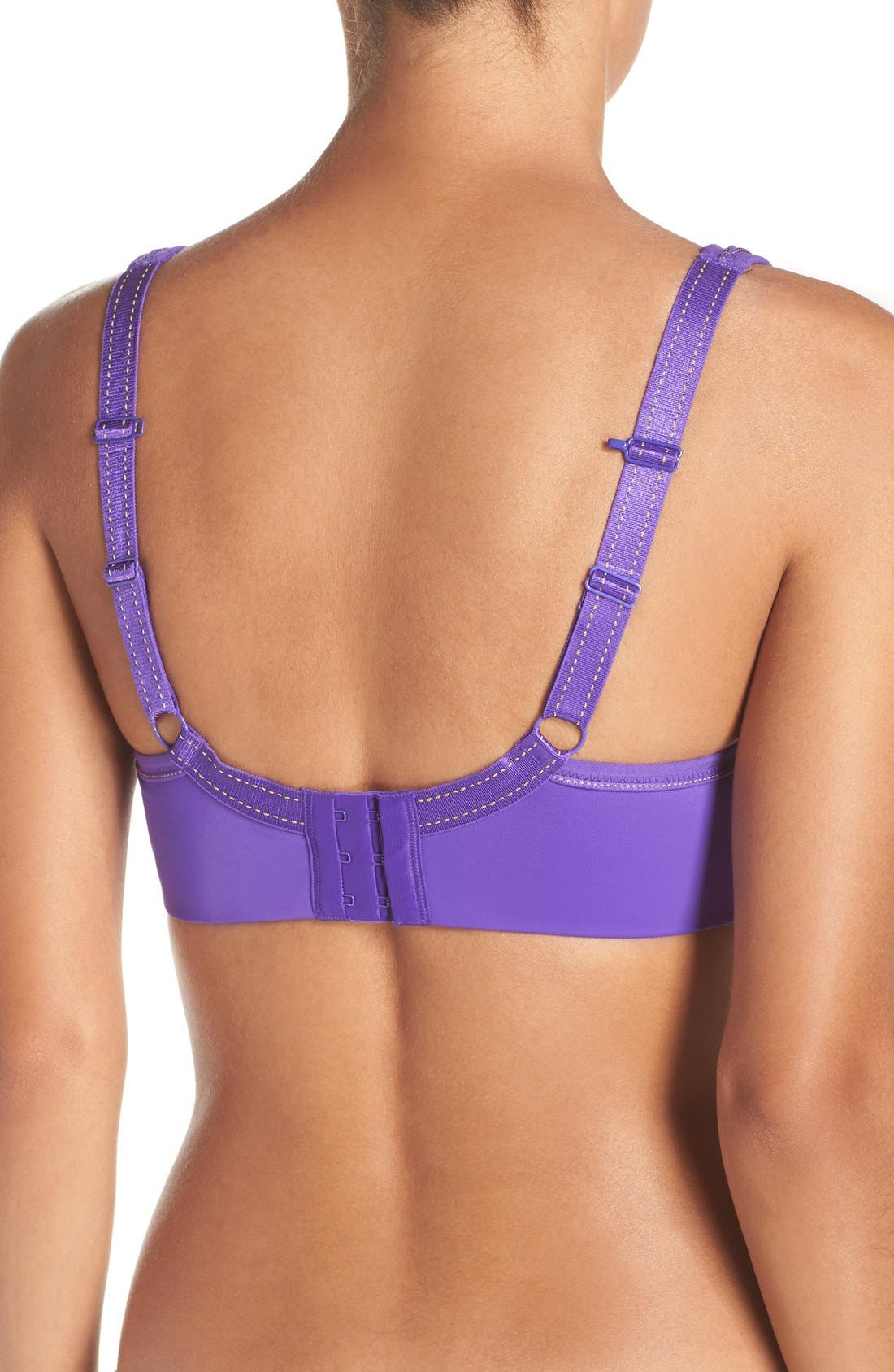 Underwire Sports Bra,                             Alternate thumbnail 18, color,