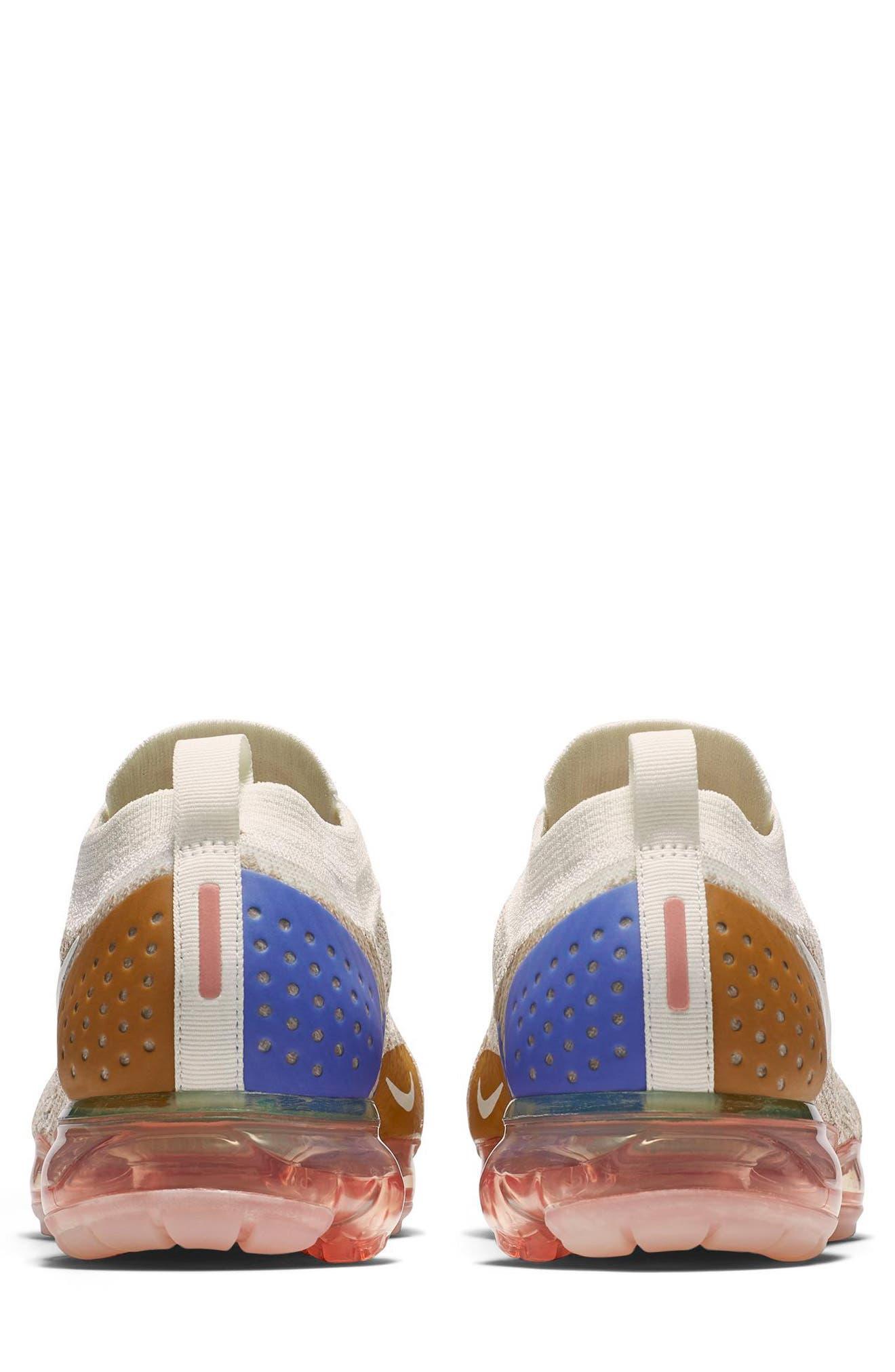 Air VaporMax Flyknit MOC 2 Running Shoe,                             Alternate thumbnail 2, color,                             250