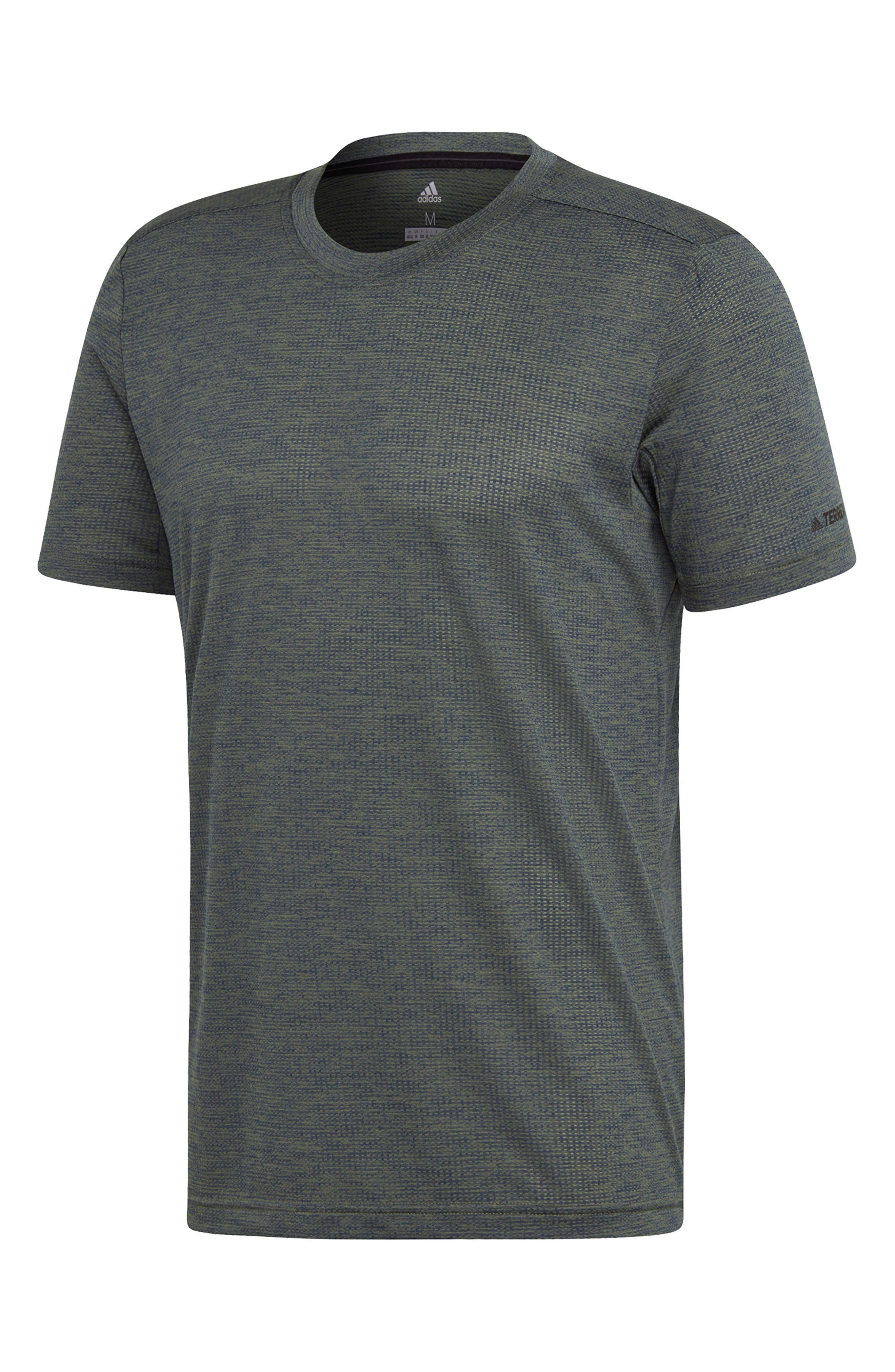Adidas Tivid Climalite T-Shirt, Beige