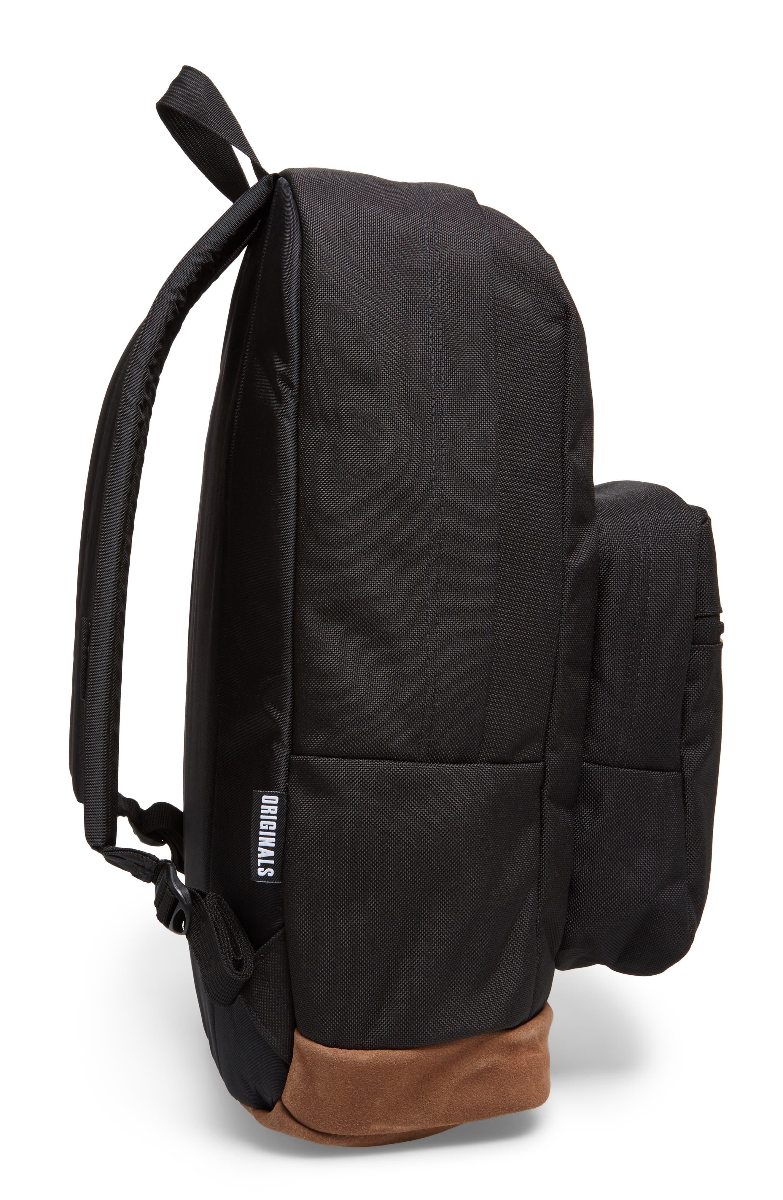 'Right Pack' Backpack,                             Alternate thumbnail 5, color,                             BLACK