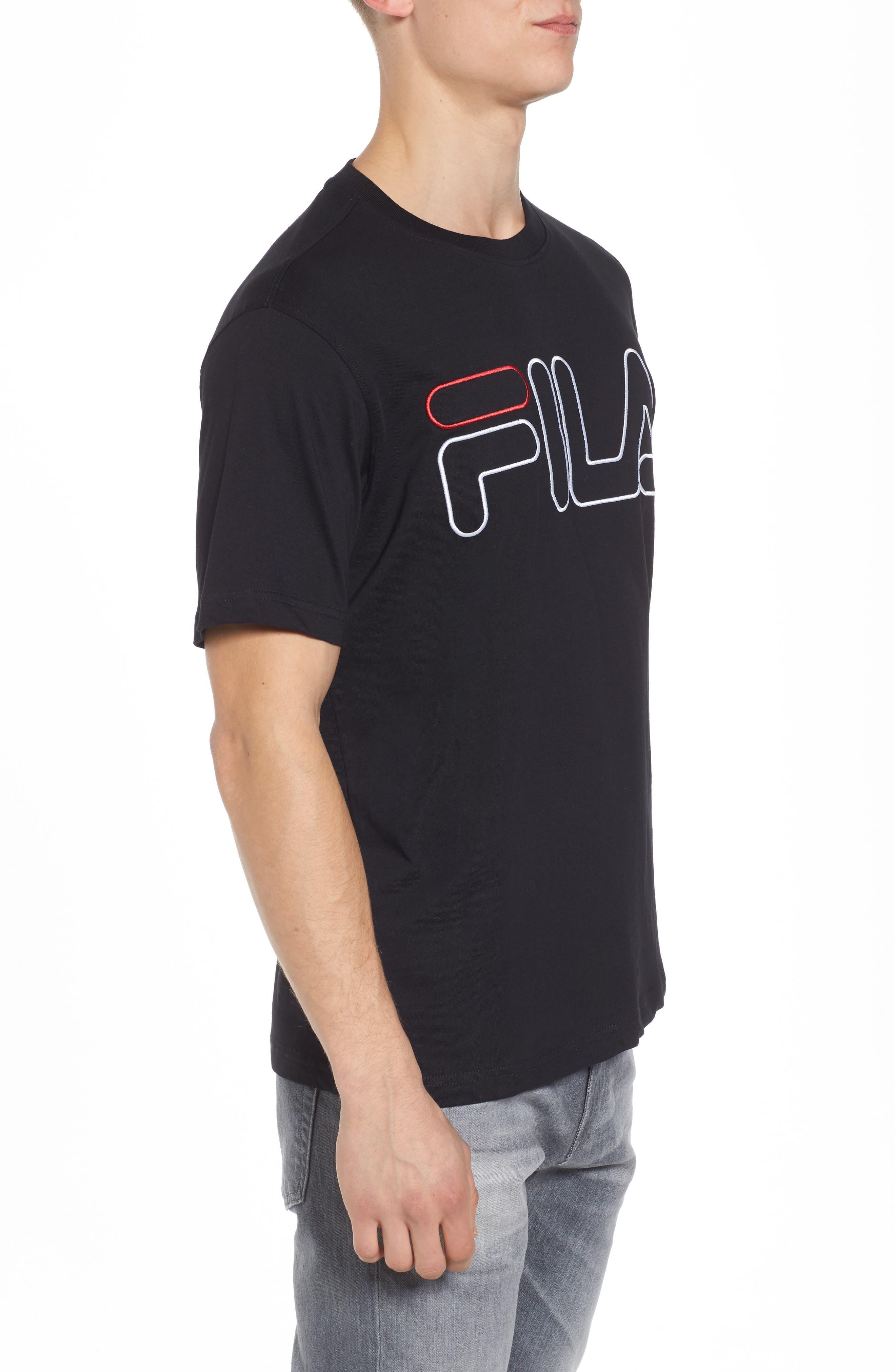 Logo T-Shirt,                             Alternate thumbnail 3, color,                             001