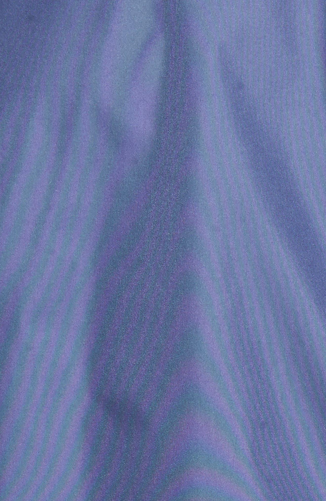 Syconium Mixed Media Zip Front Jacket,                             Alternate thumbnail 5, color,                             400