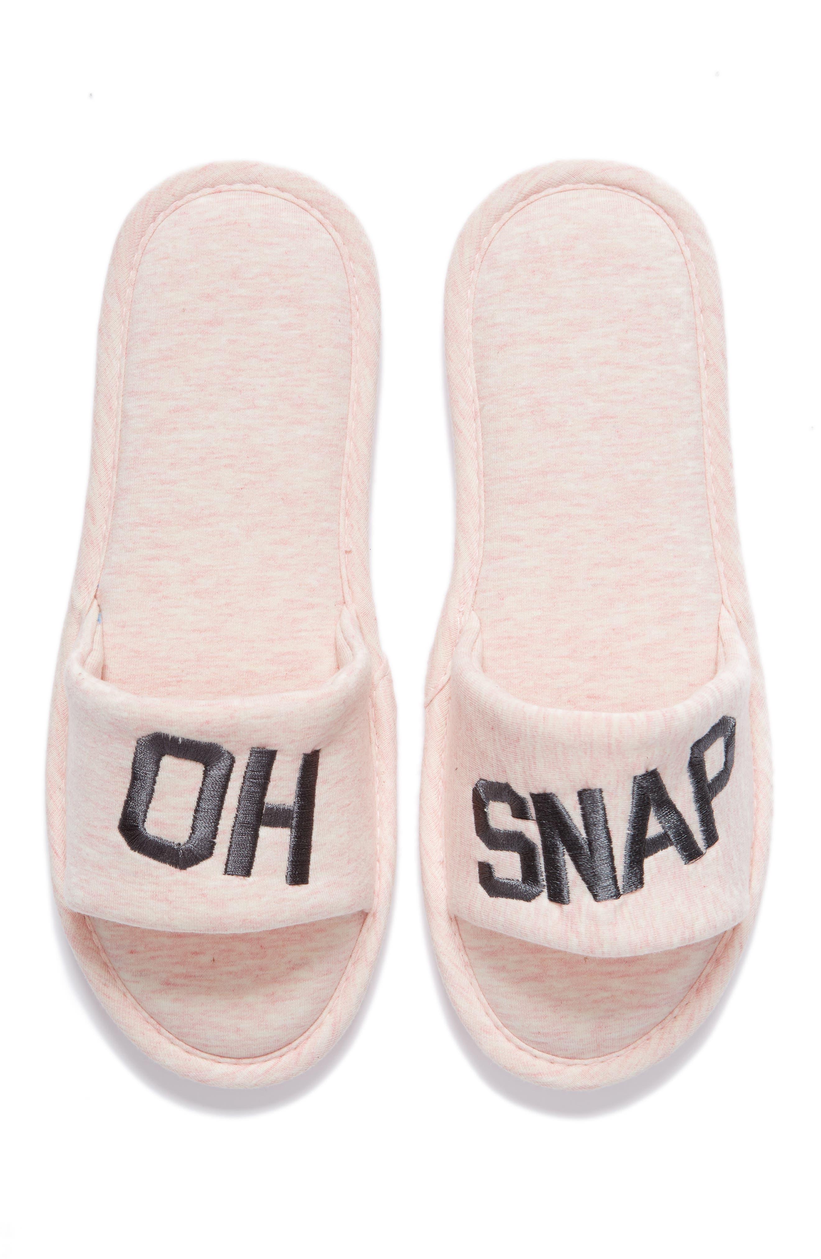 Hi & Bye Slide Slippers,                             Alternate thumbnail 15, color,