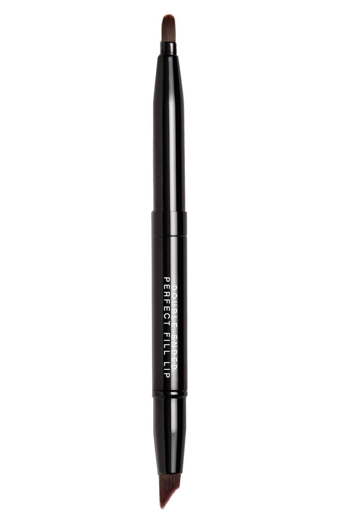 Double-Ended Perfect Fill Retractable Lip Brush,                         Main,                         color, NO COLOR
