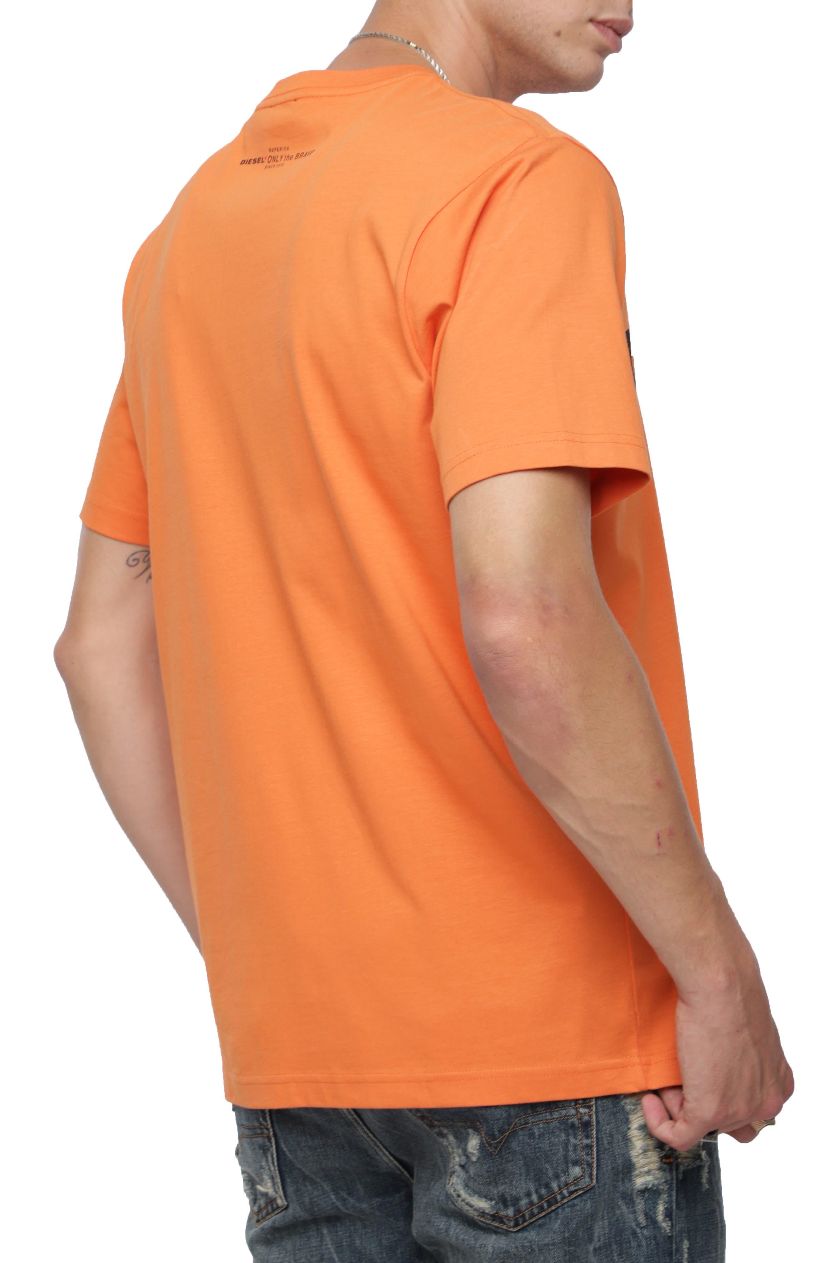 T-JUST-X1 Short Sleeve T-shirt,                             Alternate thumbnail 2, color,                             815
