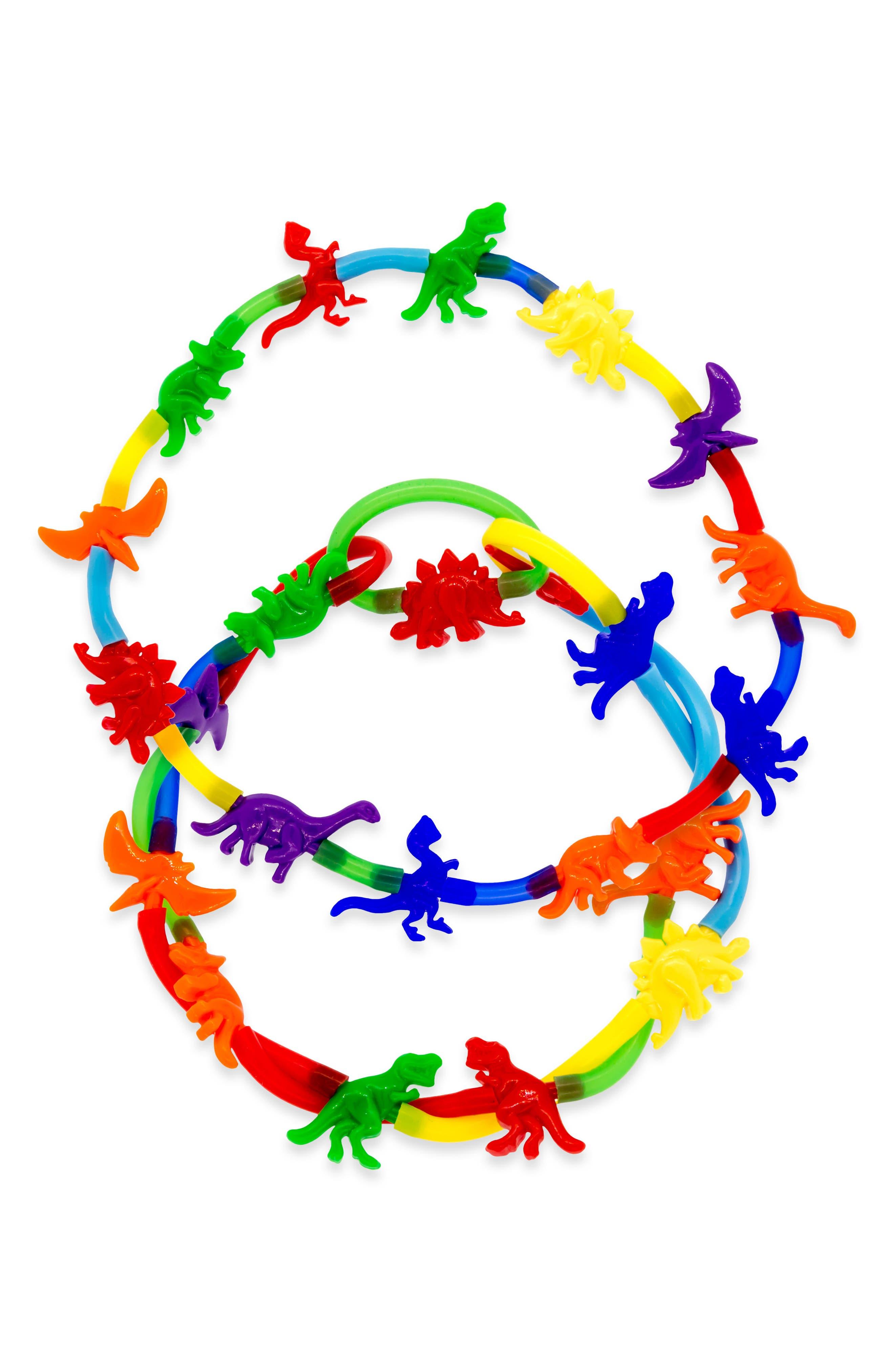 35-Piece Dinosaur Series Linking Toy Kit,                             Alternate thumbnail 2, color,