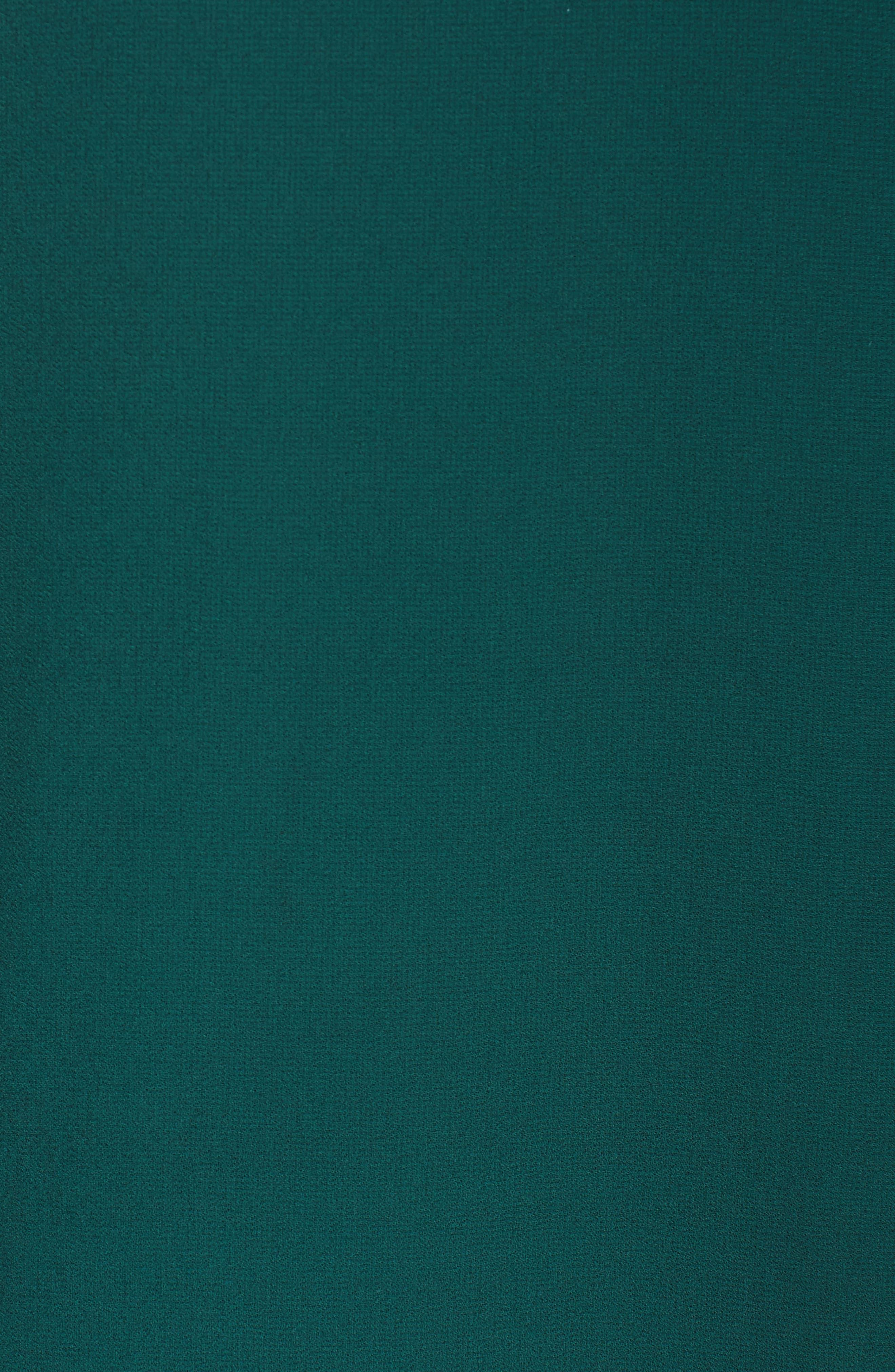 Embellished Chiffon Shift Dress,                             Alternate thumbnail 5, color,                             302