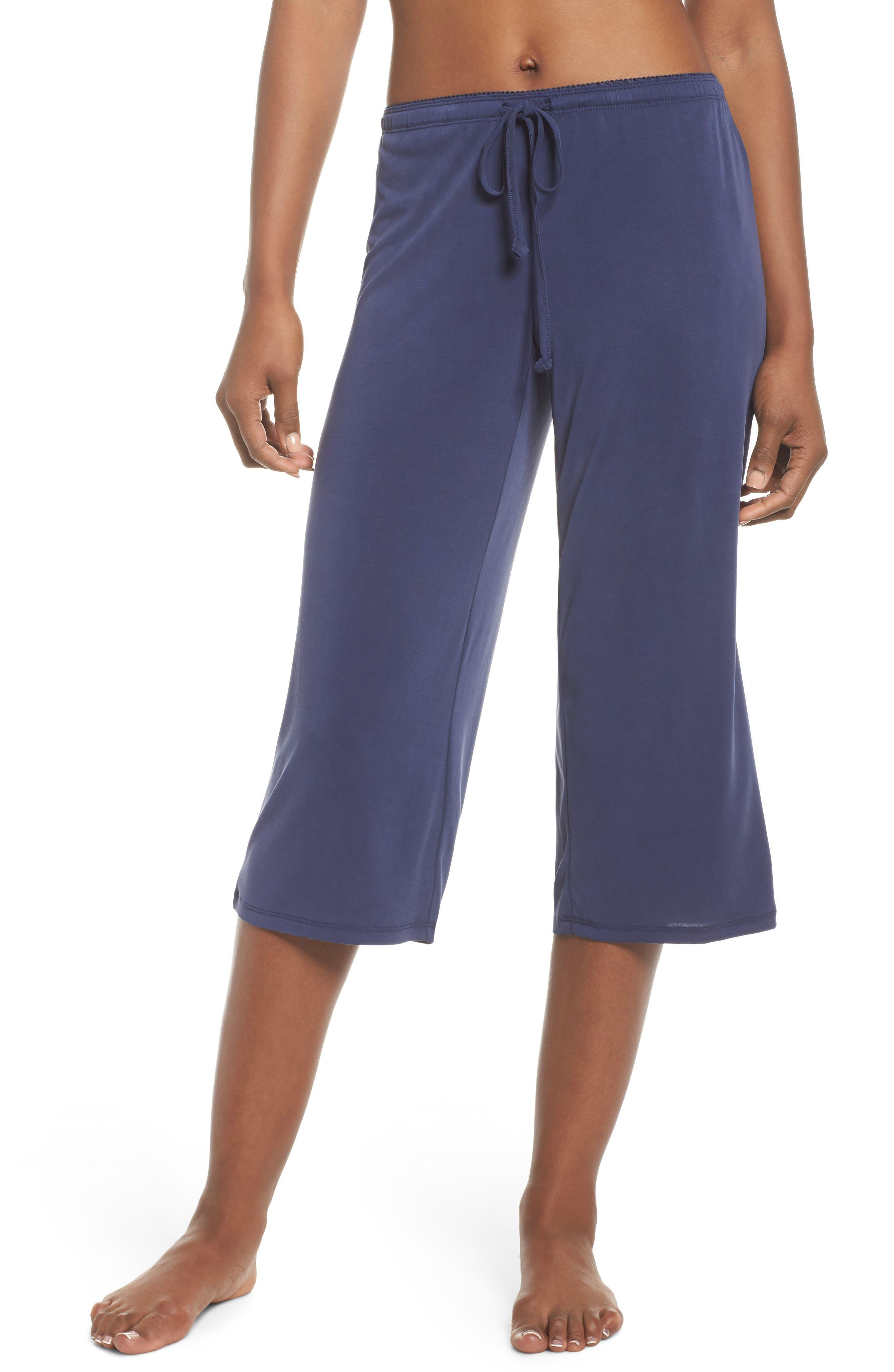 Crop Lounge Pants,                             Main thumbnail 1, color,                             410
