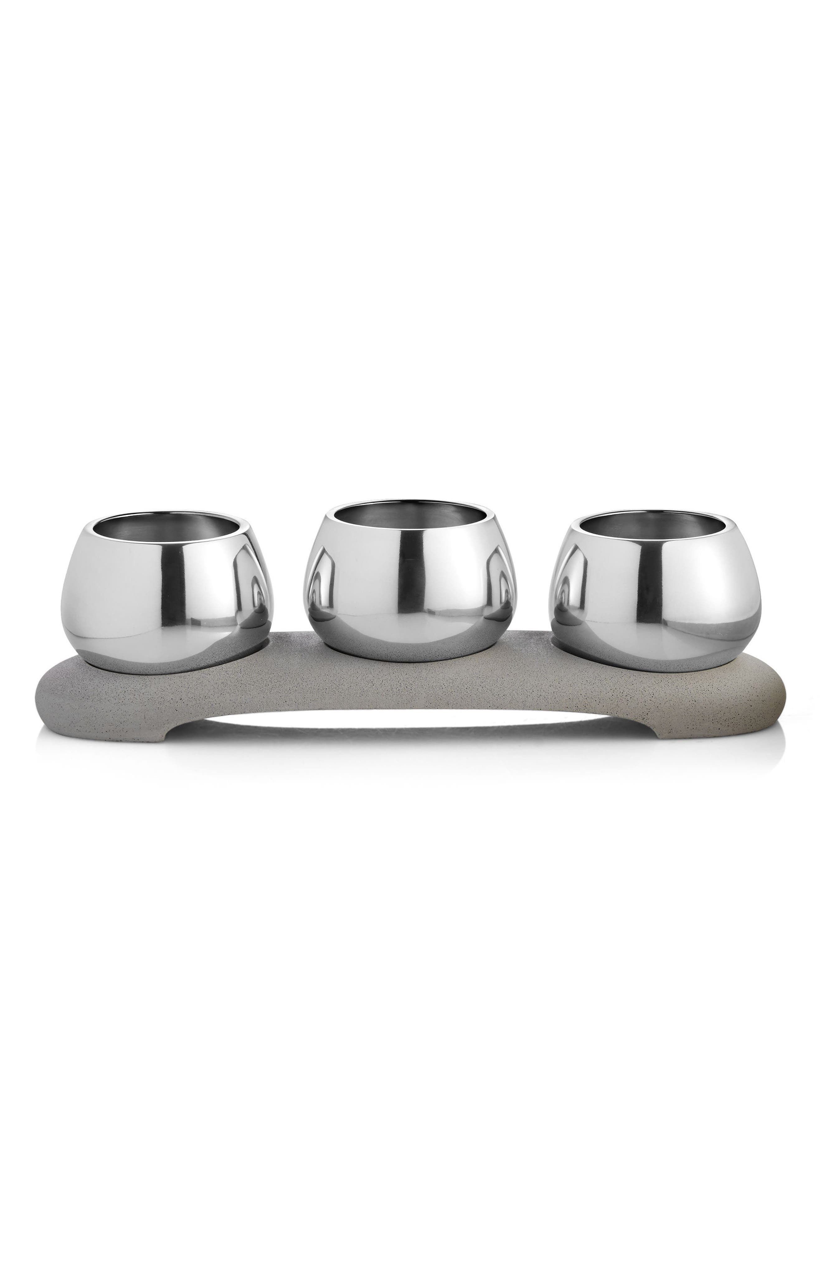 Forte 4-Piece Condiment Serving Set,                         Main,                         color, 020