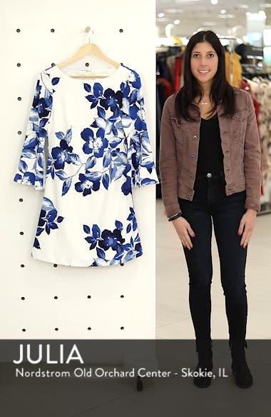Floral Shift Dress, sales video thumbnail