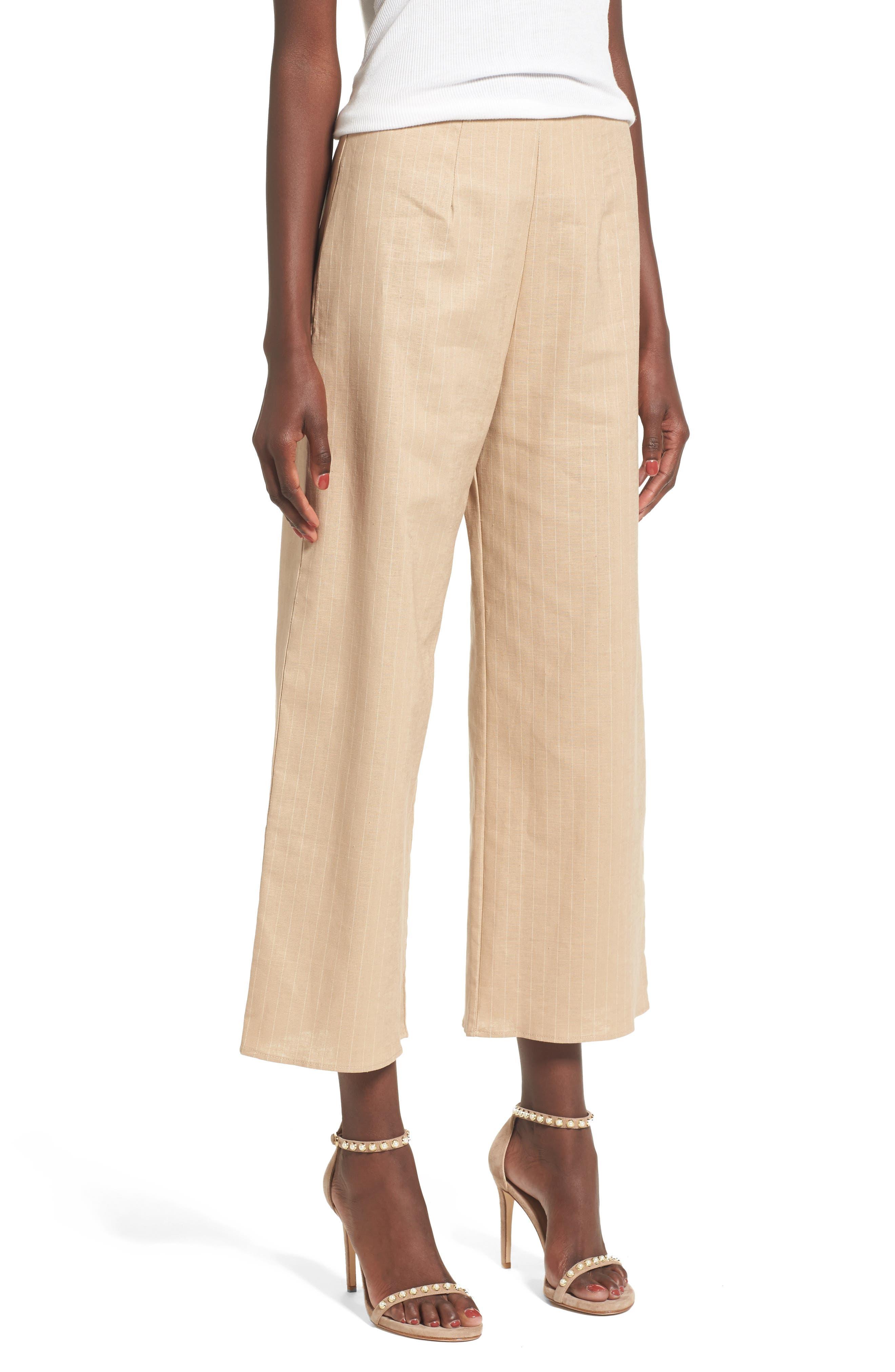 Crop Culottes,                         Main,                         color,