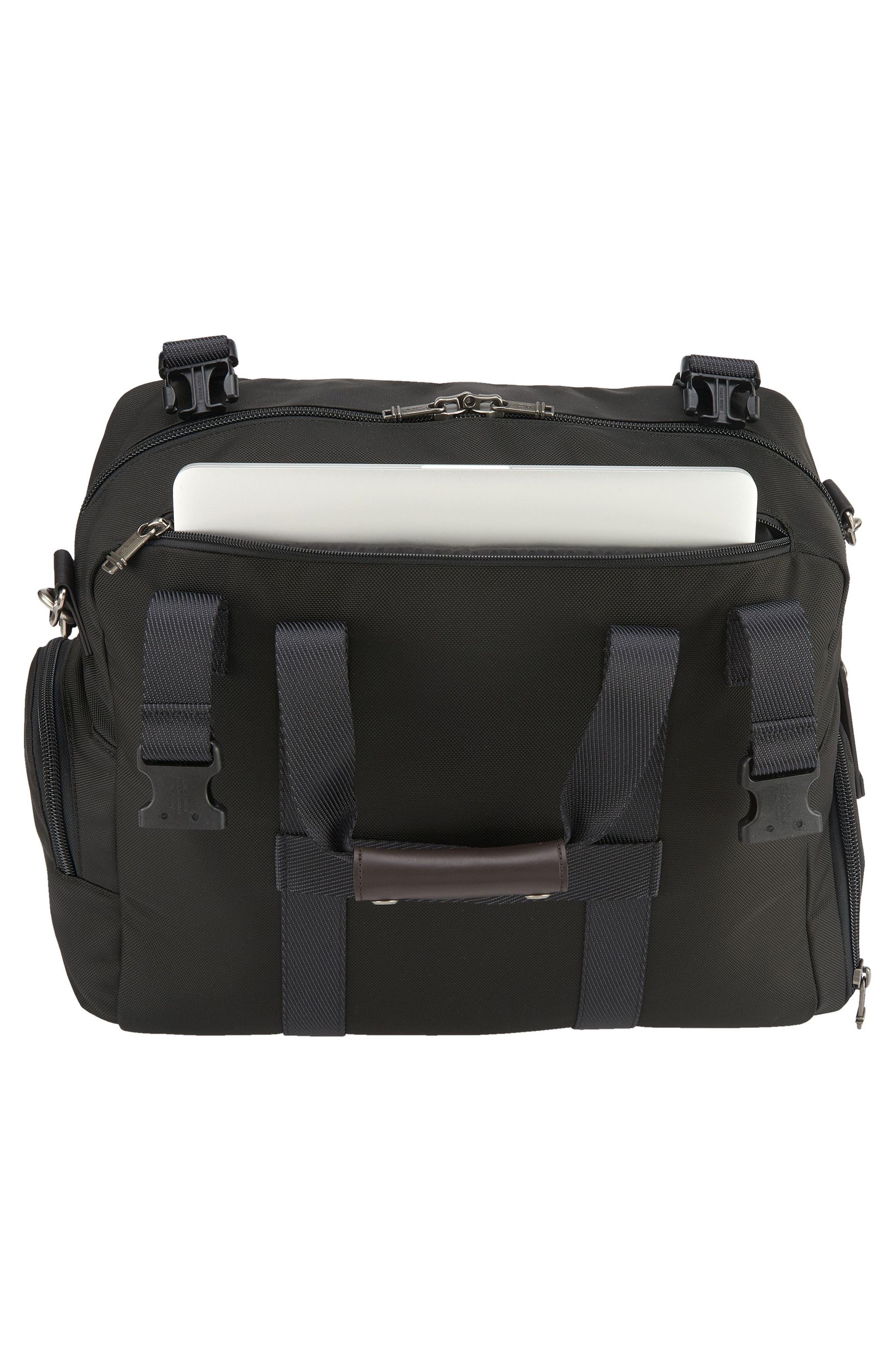Alpha Bravo Buckner Duffel Bag,                             Alternate thumbnail 2, color,                             001