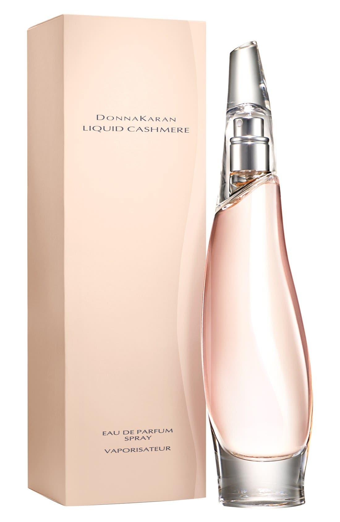 Donna Karan 'Liquid Cashmere' Eau de Parfum,                             Alternate thumbnail 2, color,                             000