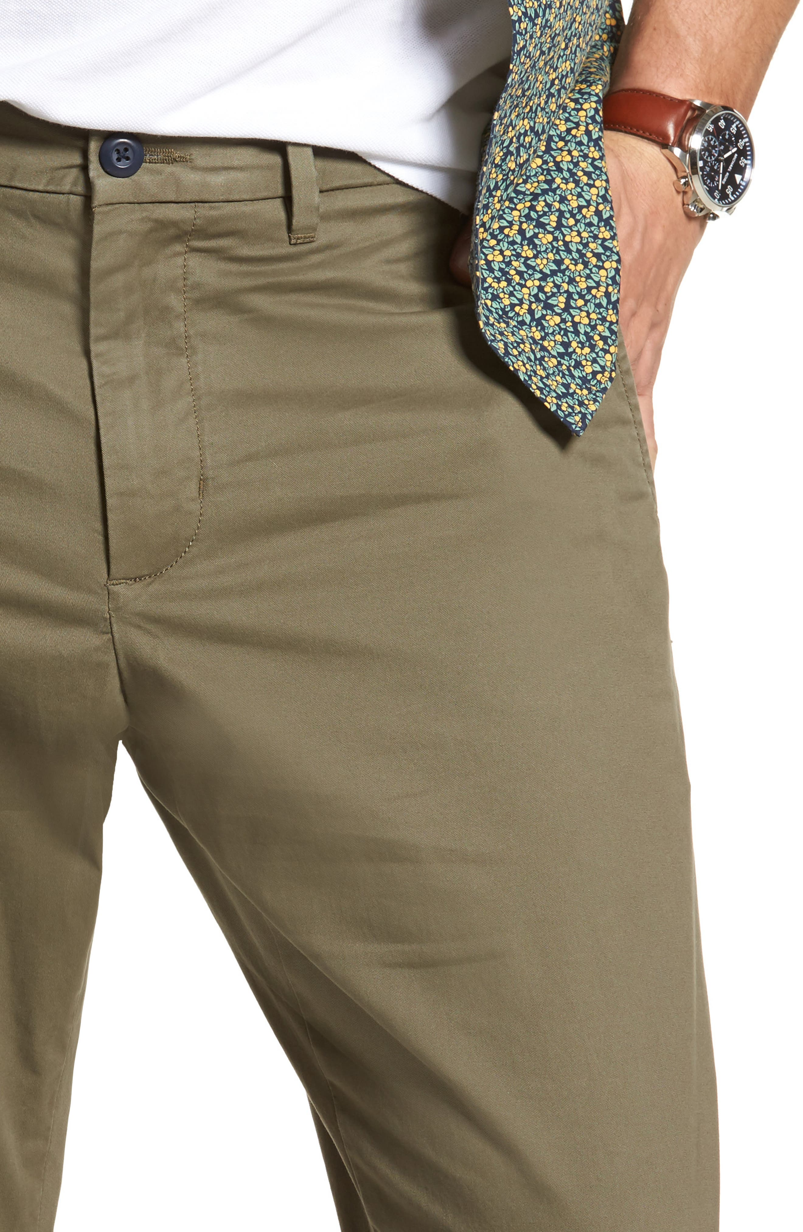 Fremont Relaxed Slim Fit Chinos,                             Alternate thumbnail 25, color,