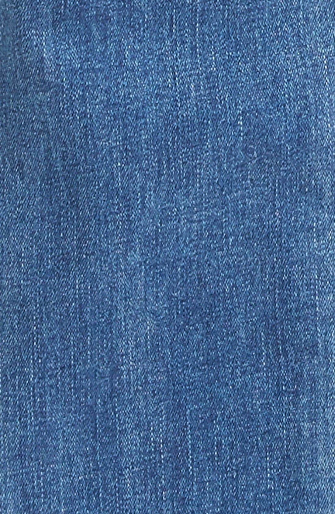 'Dawn' Distressed Jeans,                             Alternate thumbnail 3, color,                             456