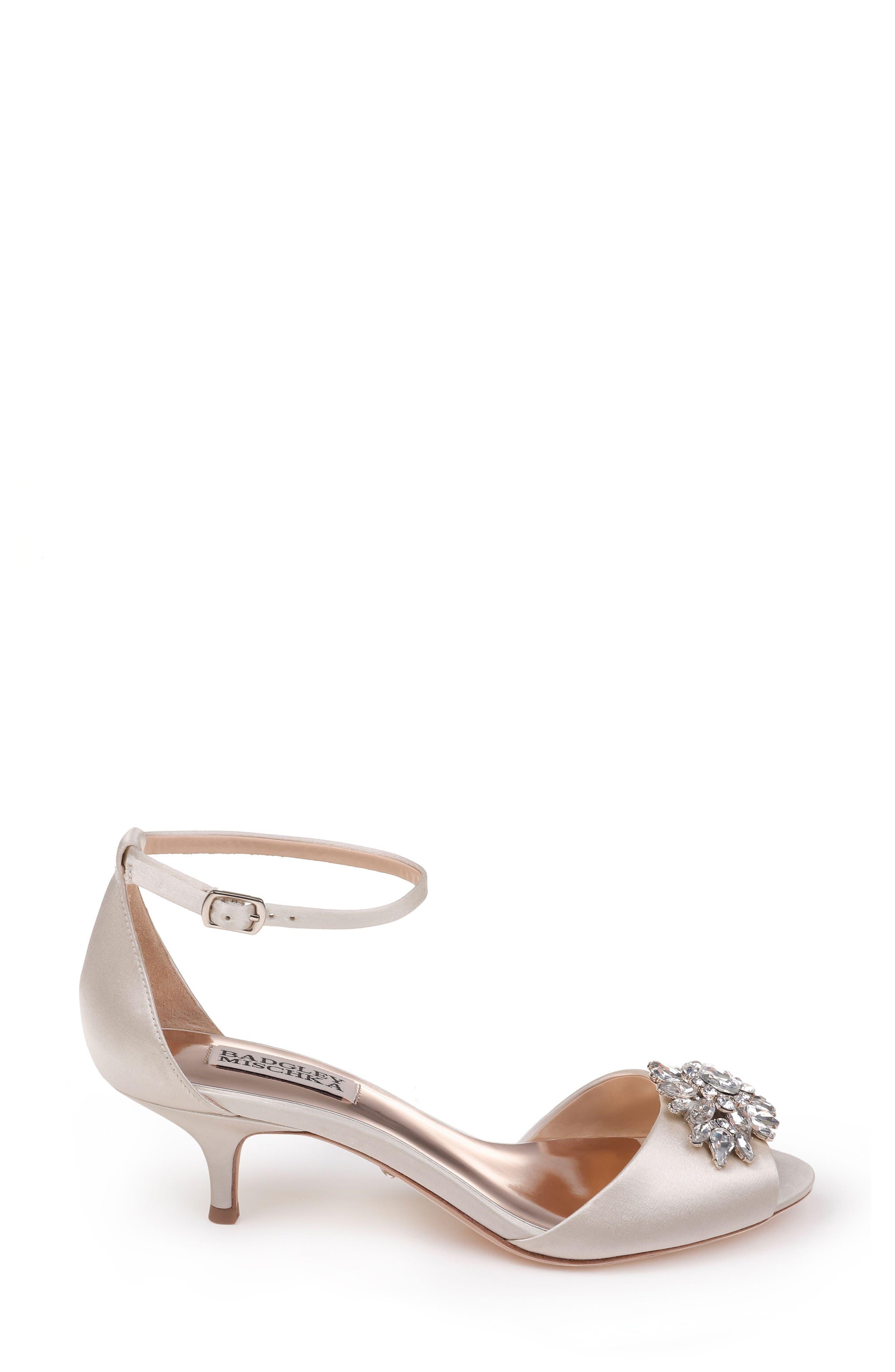 Sainte Crystal Embellished Sandal,                             Alternate thumbnail 12, color,