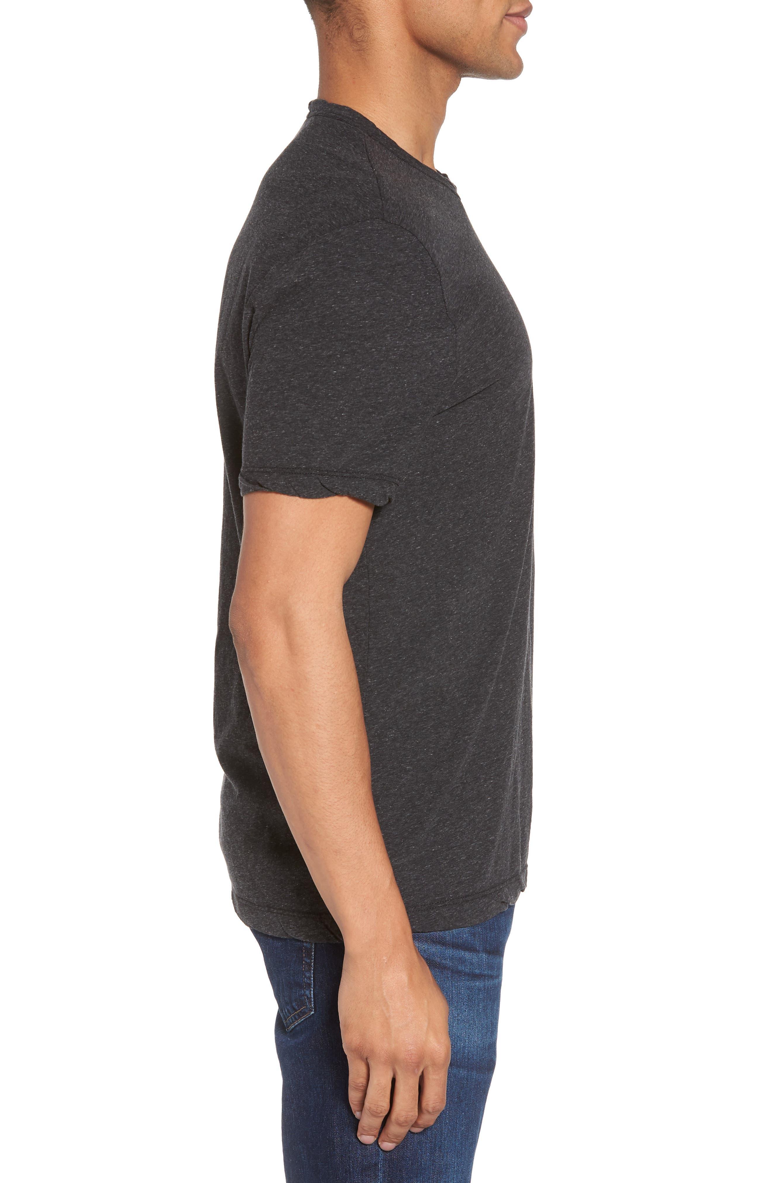High Twist Regular Fit T-Shirt,                             Alternate thumbnail 3, color,                             025