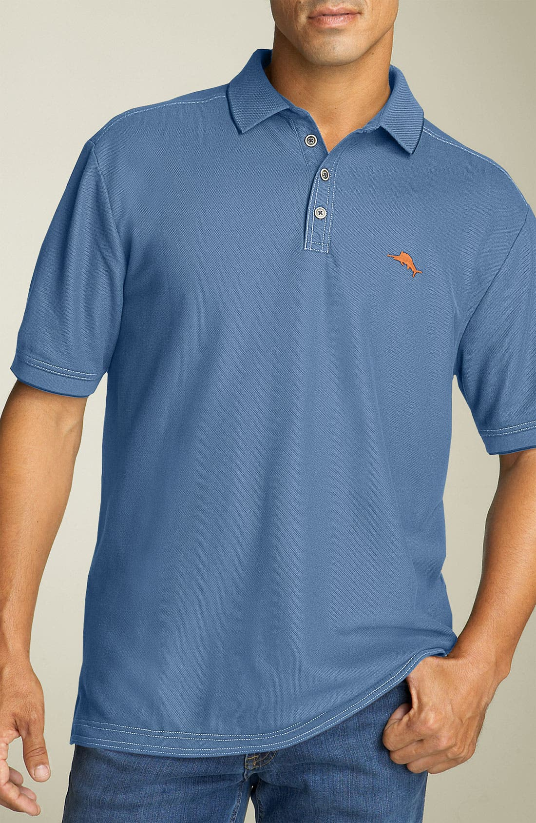 'The Emfielder' Original Fit Piqué Polo,                             Main thumbnail 53, color,