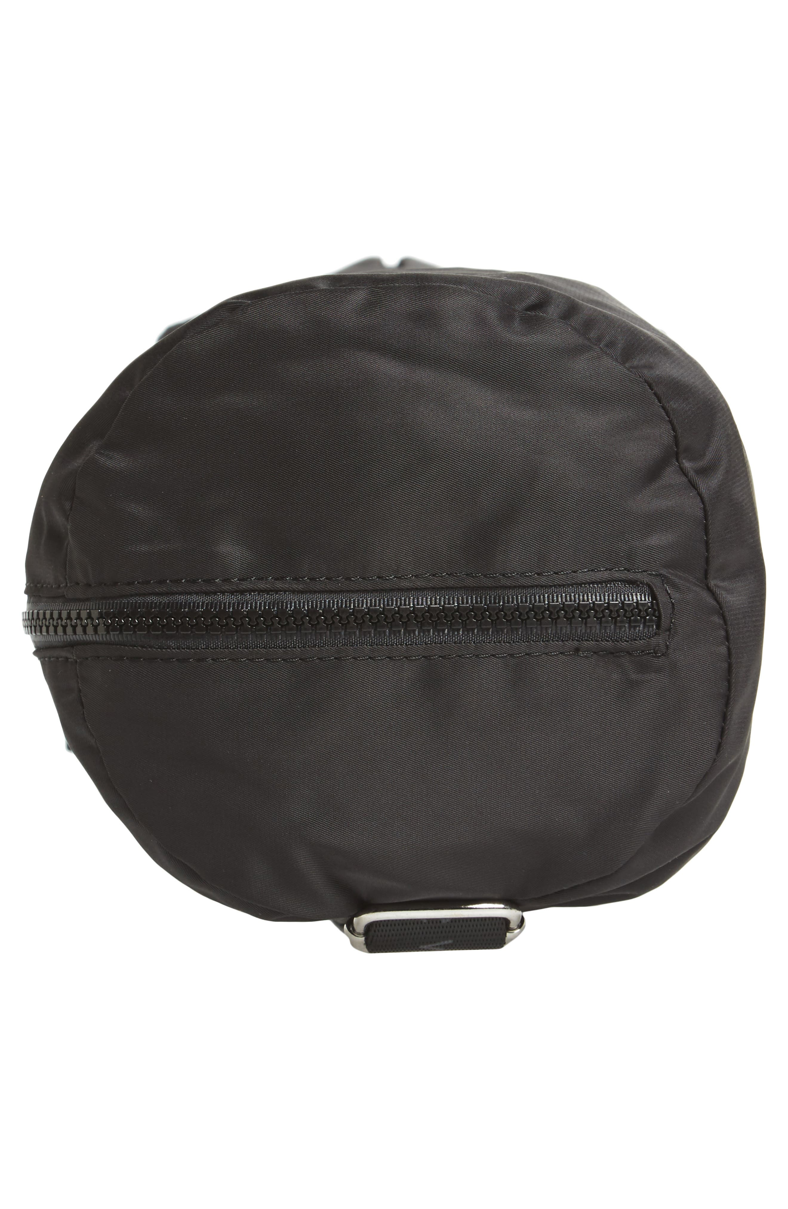 Nylon Yoga Bag,                             Alternate thumbnail 6, color,                             001
