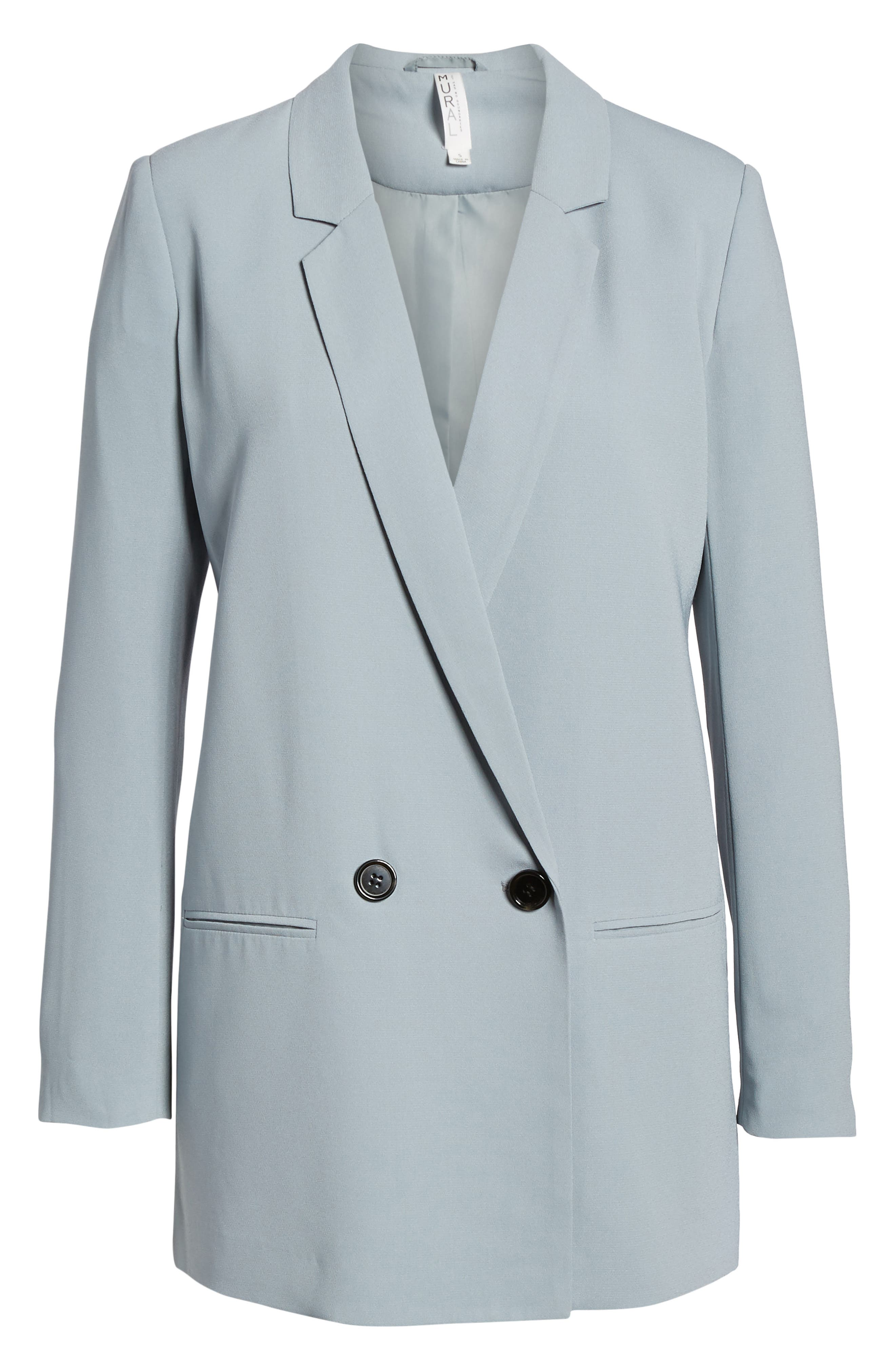 Oversize Blazer,                             Alternate thumbnail 53, color,