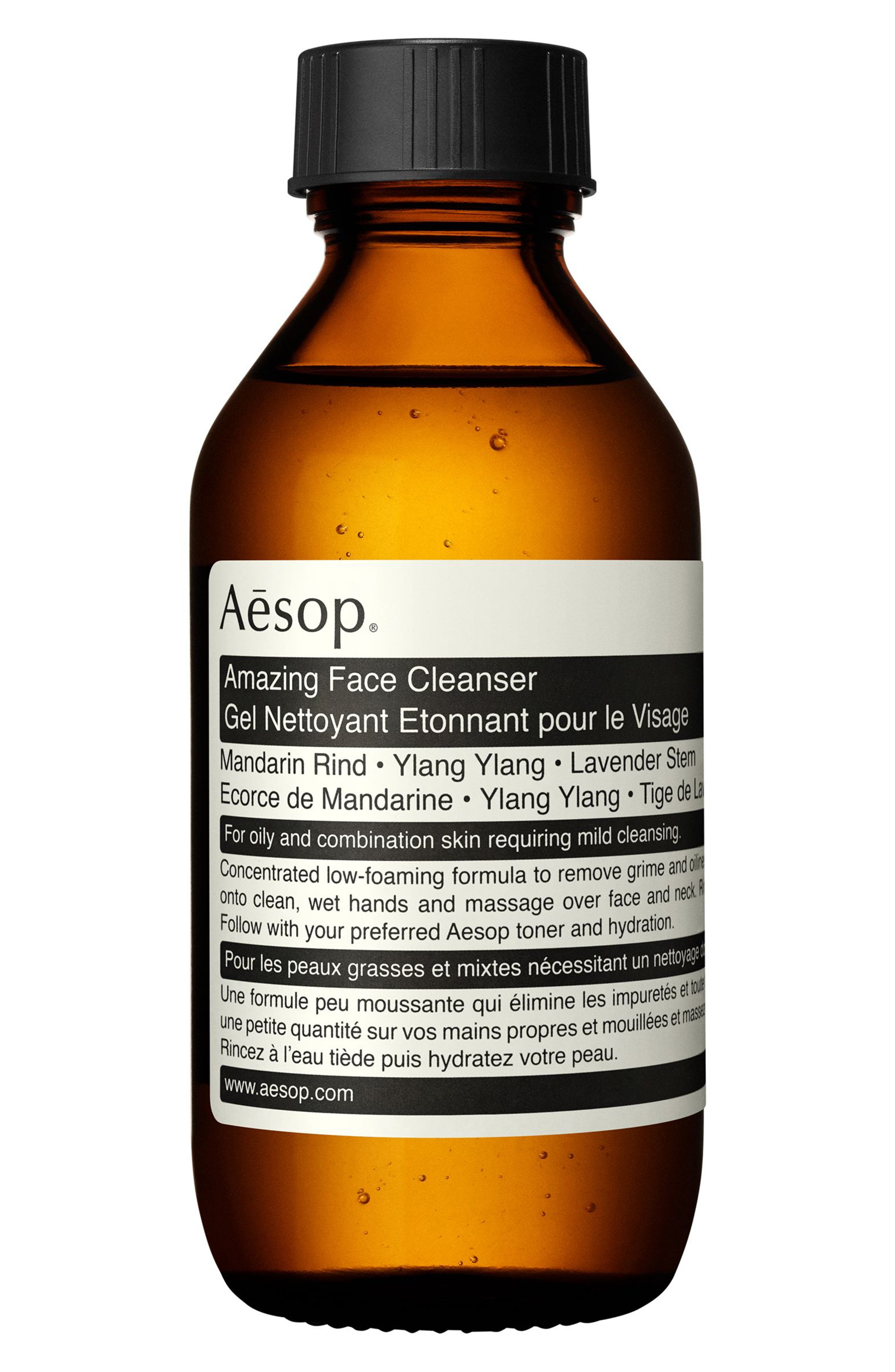 Amazing Face Cleanser,                             Main thumbnail 1, color,                             NONE