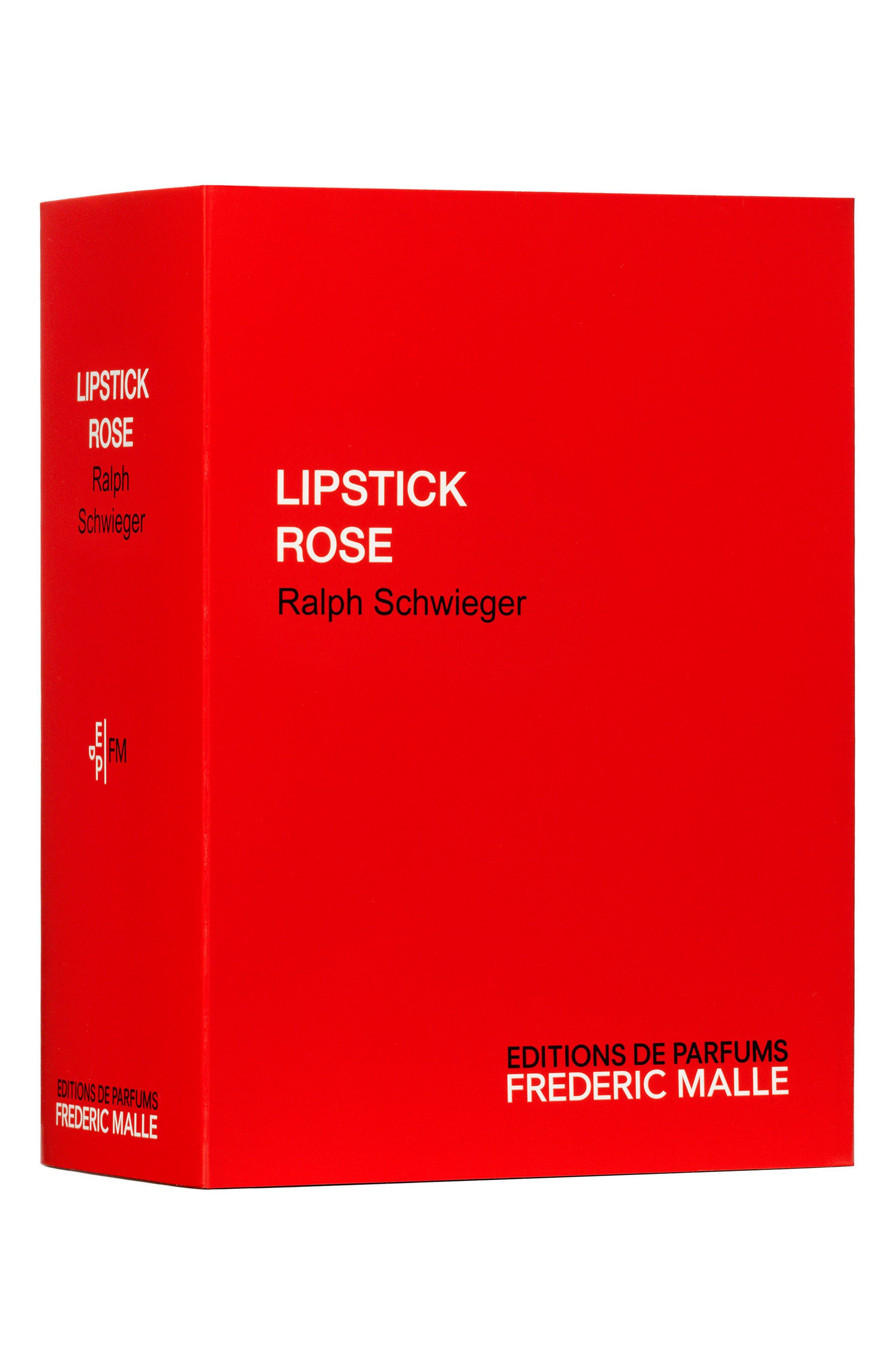 Editions de Parfums Frédéric Malle Lipstick Rose Fragrance,                             Alternate thumbnail 2, color,                             NO COLOR
