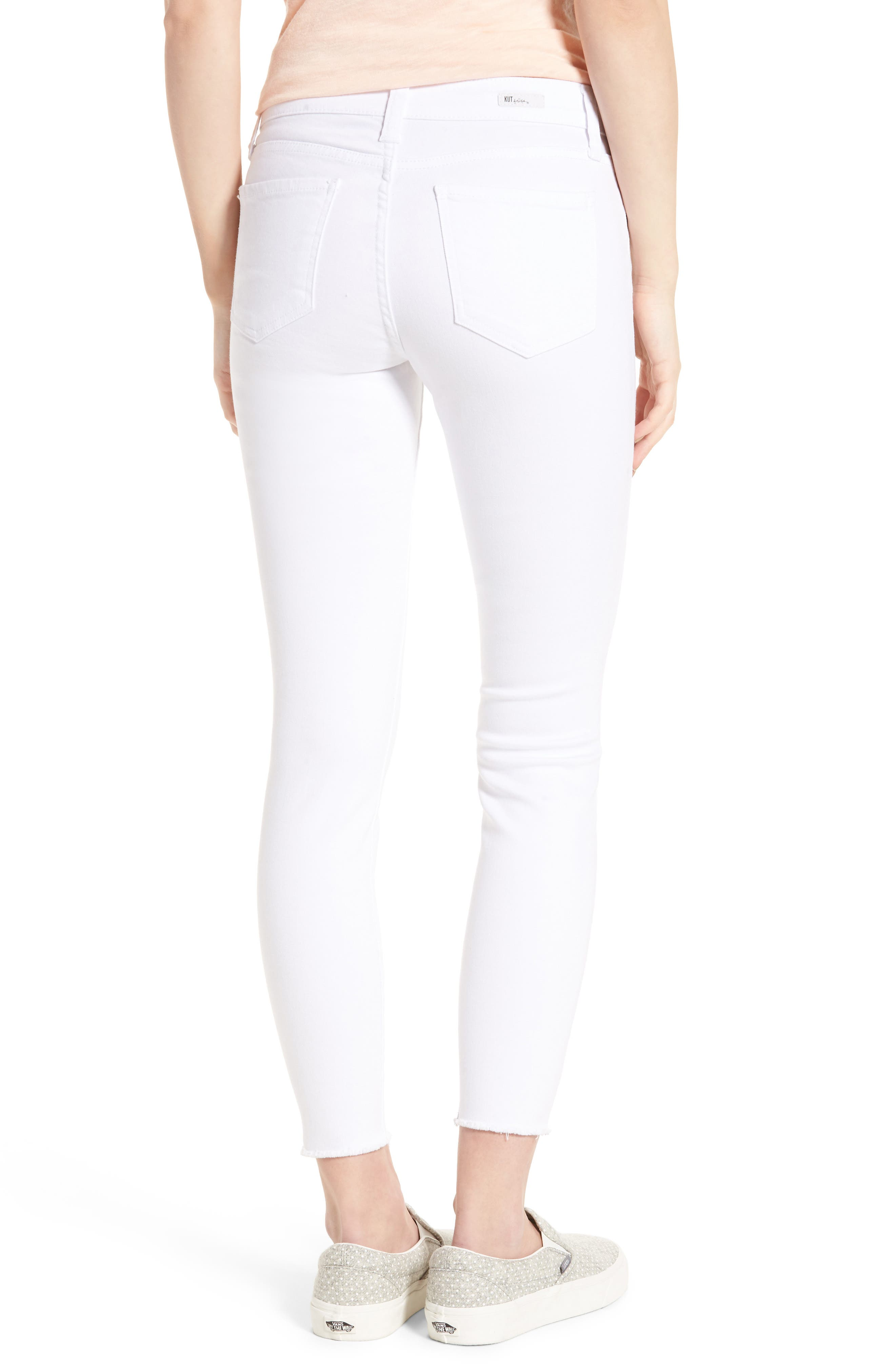 Connie Skinny Jeans,                             Alternate thumbnail 2, color,                             110