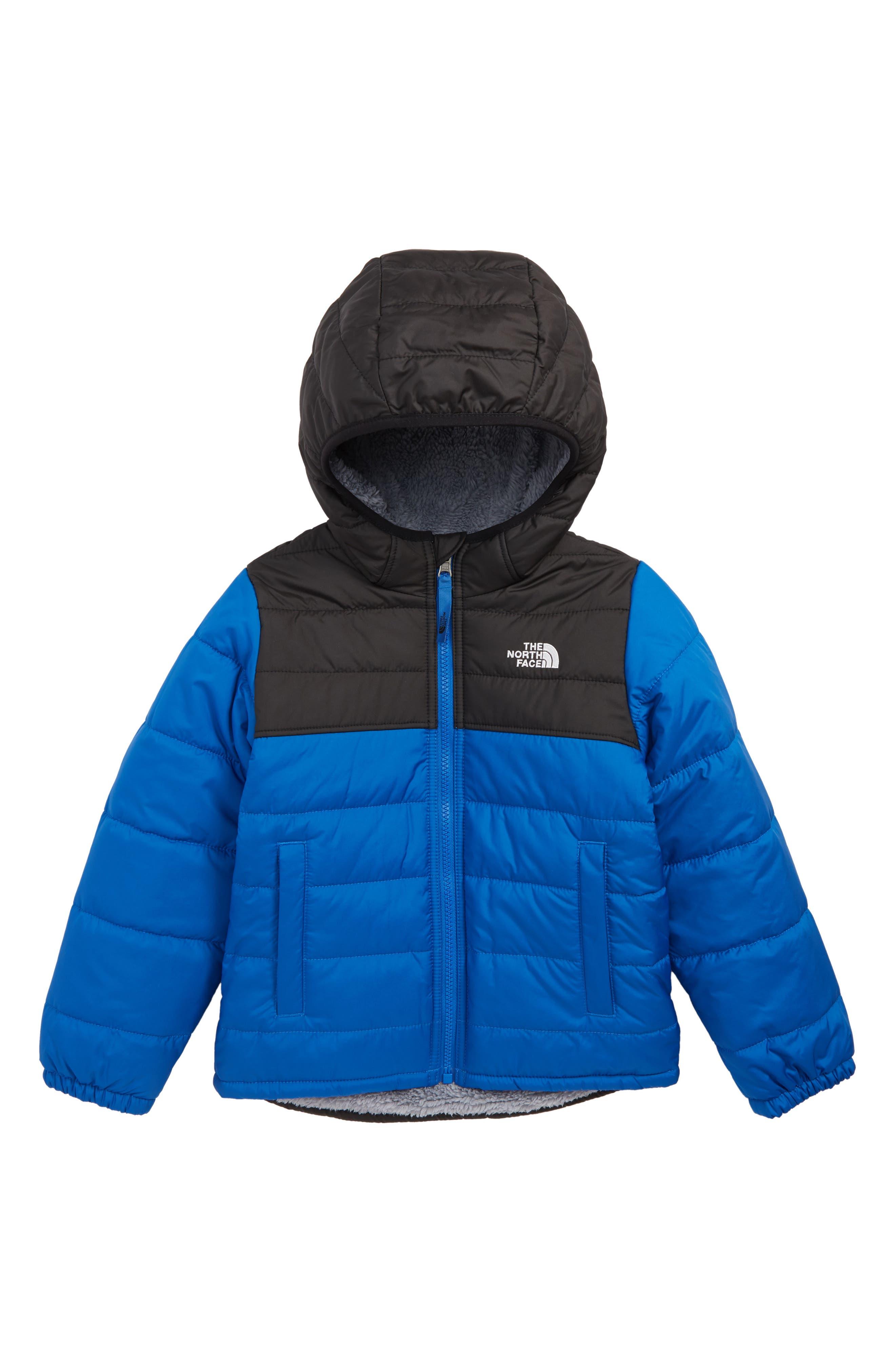 Toddler Boys The North Face Chimborazo Reversible Jacket Size 2T  Blue
