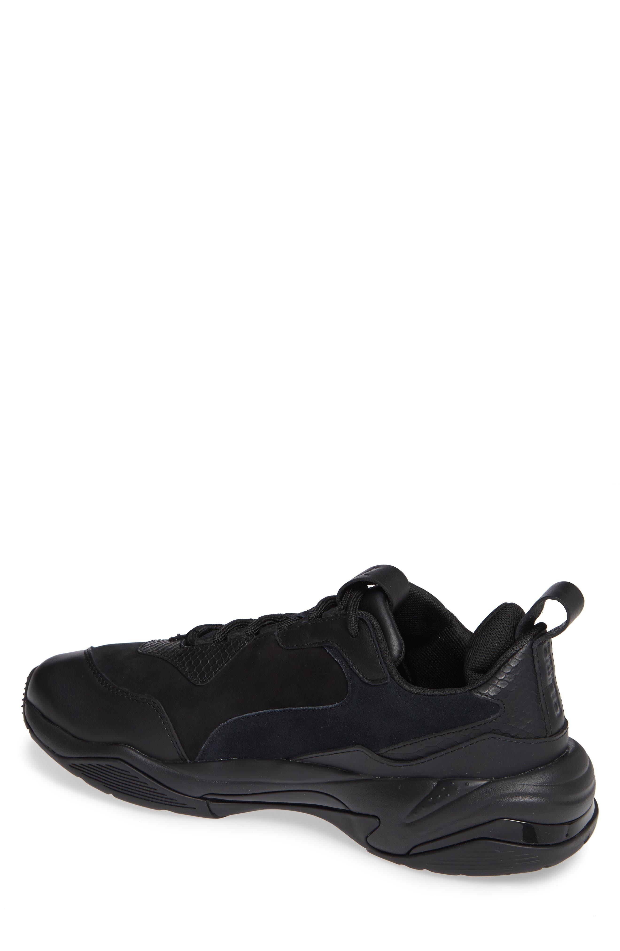 Thunder Desert Sneaker,                             Alternate thumbnail 2, color,                             BLACK/ BLACK