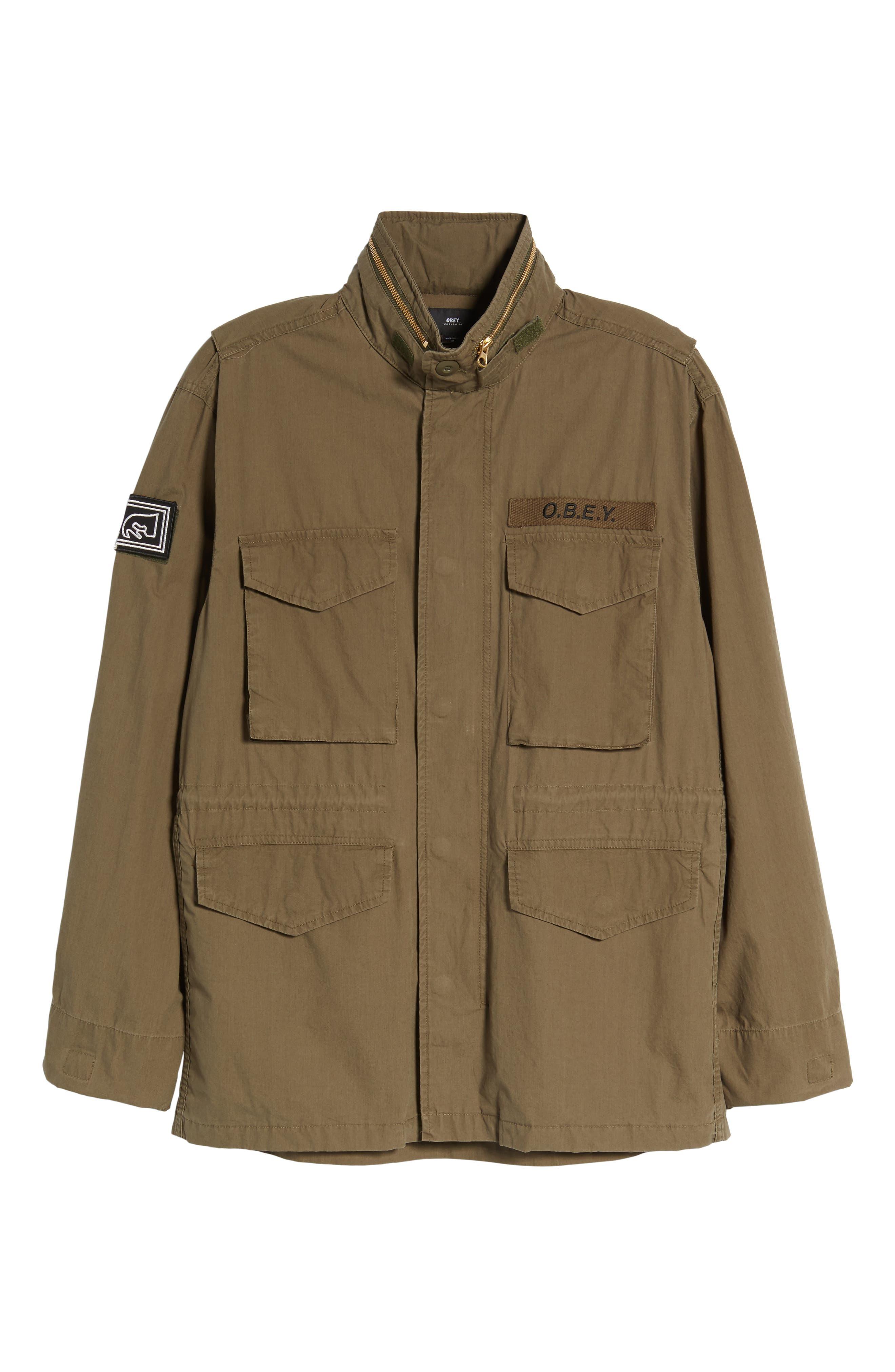 Iggy M65 Jacket,                             Alternate thumbnail 5, color,                             304
