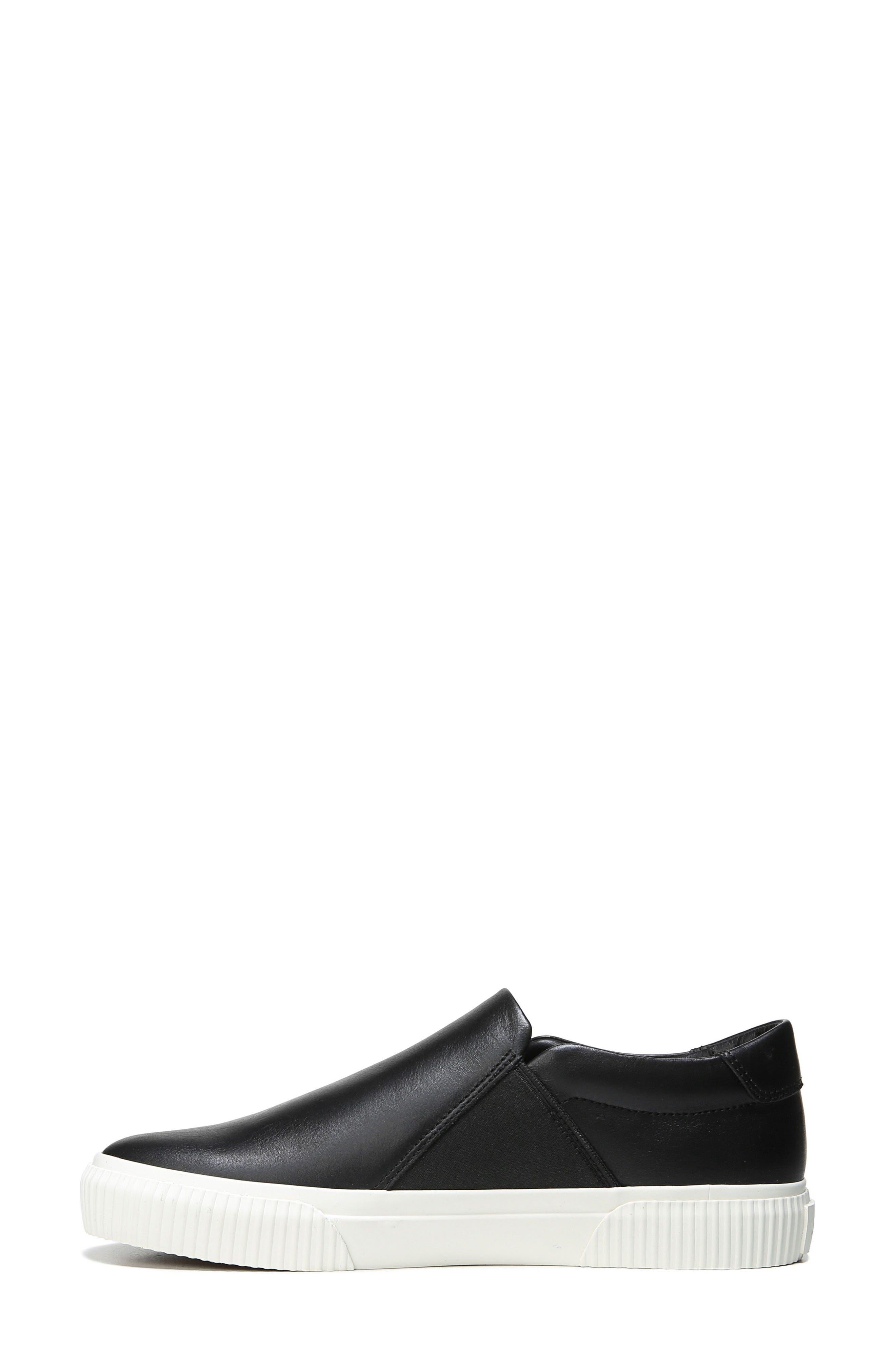 Knox Slip-On Sneaker,                             Alternate thumbnail 3, color,                             001