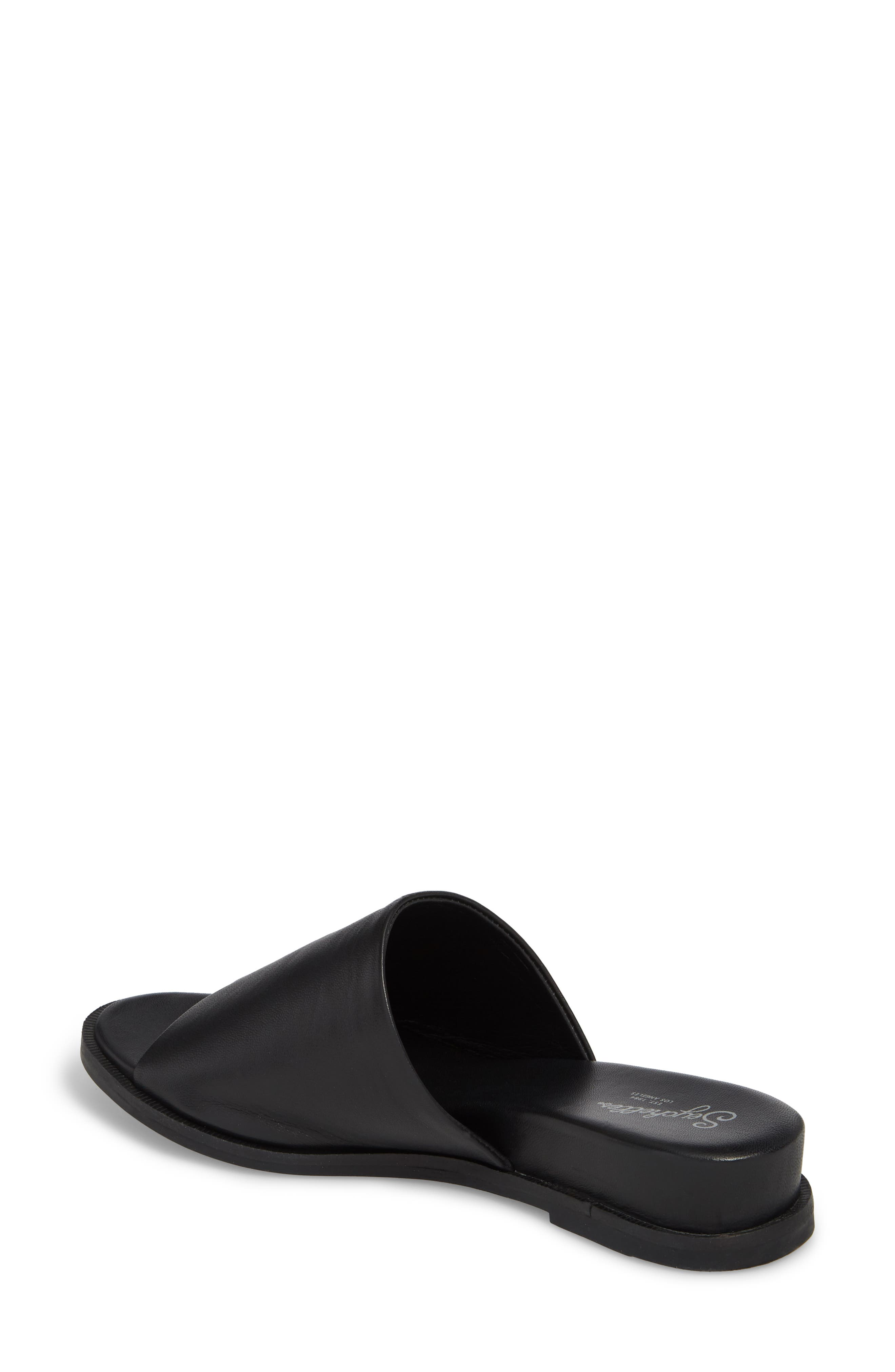 Relaxing Wedge Slide Sandal,                             Alternate thumbnail 2, color,                             001
