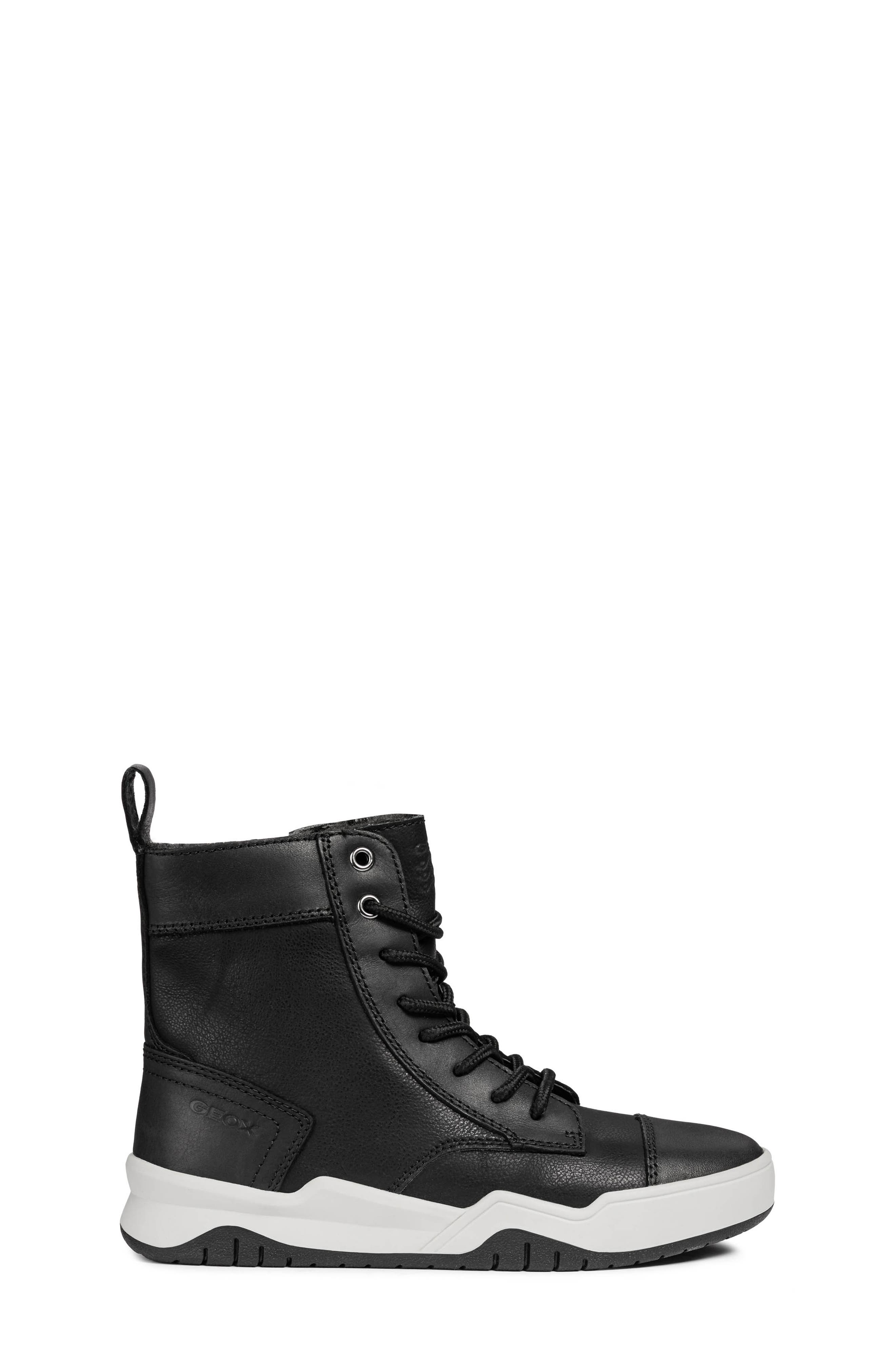Perth Boot,                             Alternate thumbnail 3, color,                             BLACK