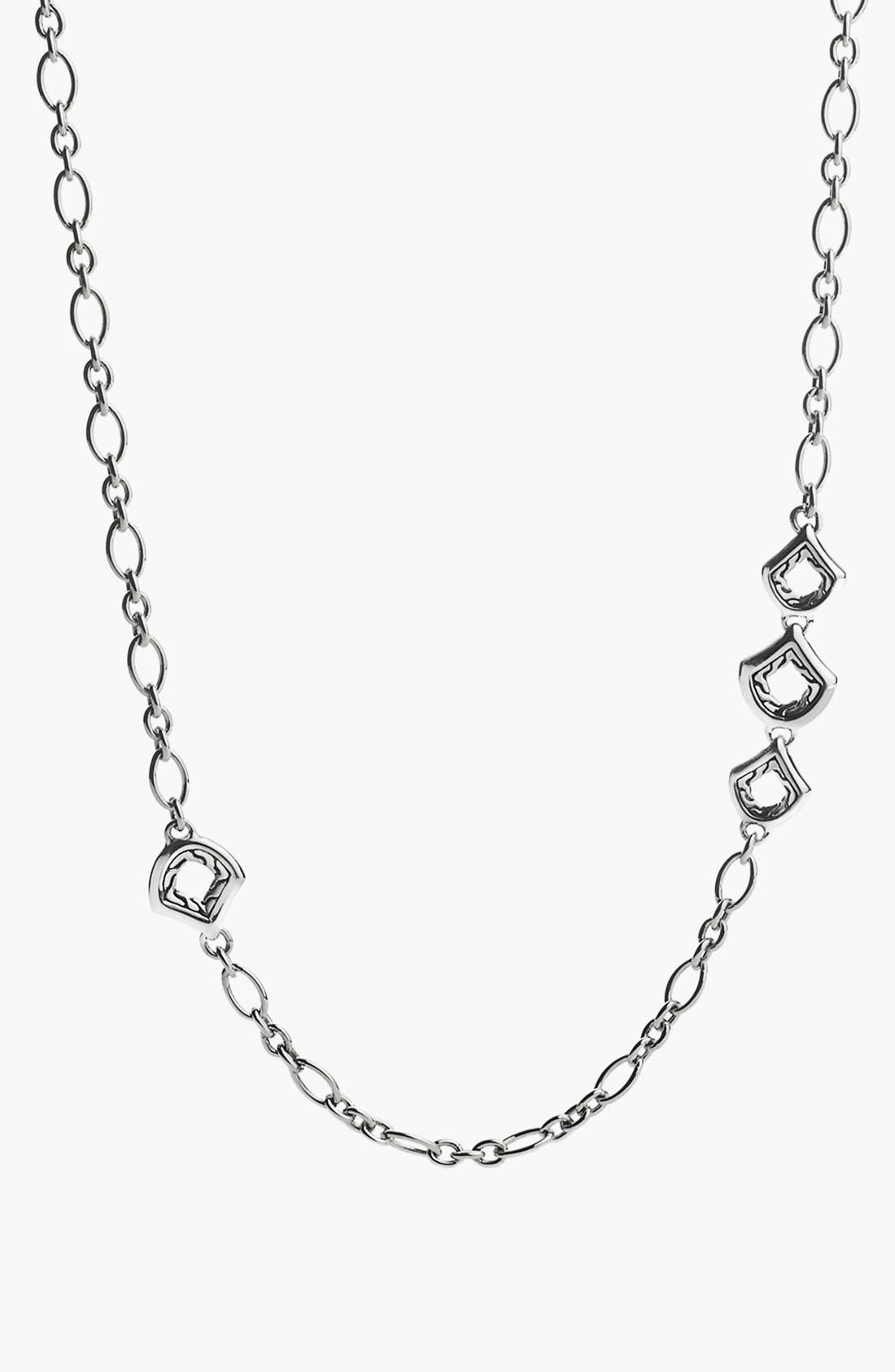 'Naga - Figaro' Station Necklace,                         Main,                         color, 040