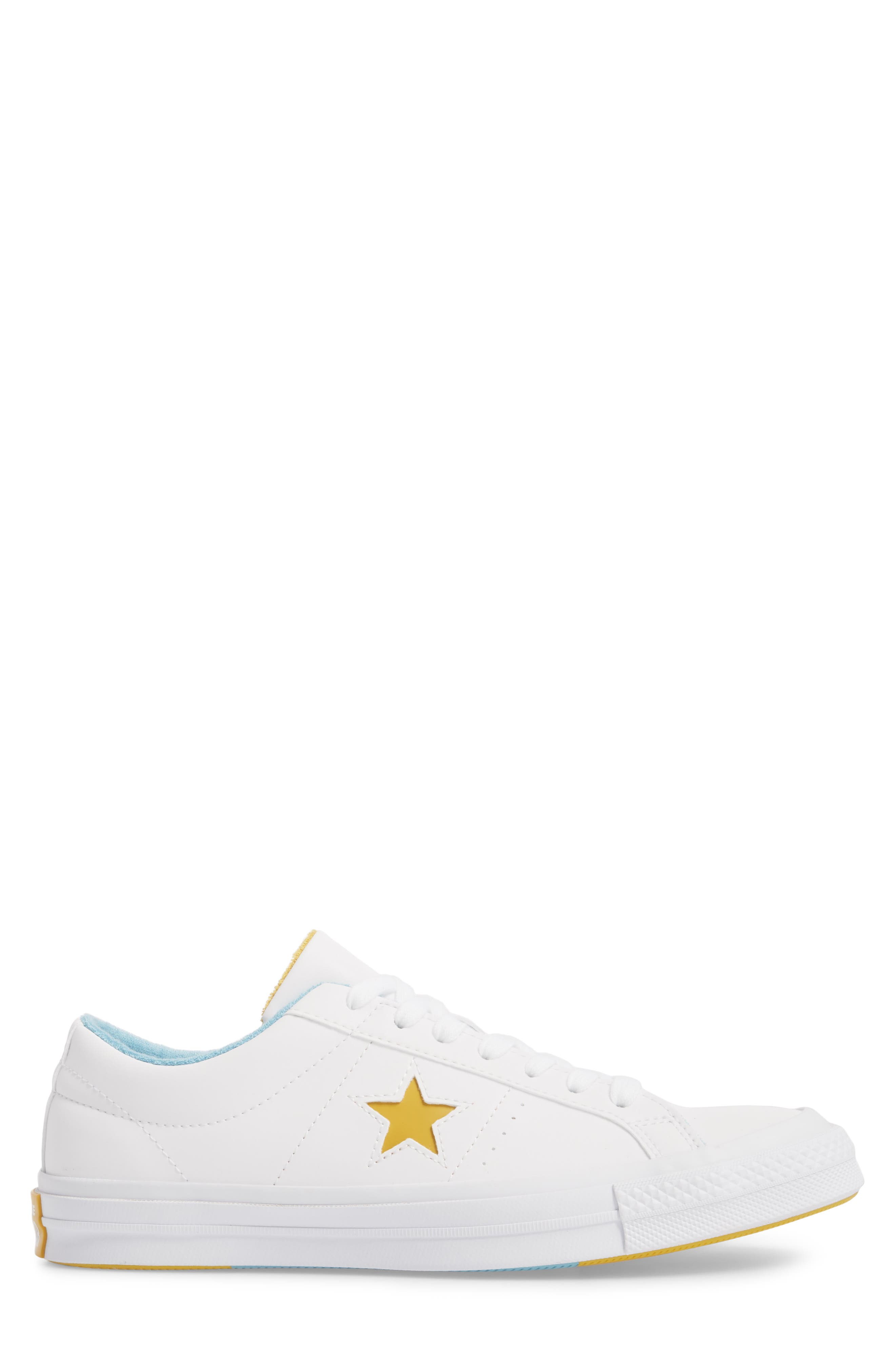 Chuck Taylor<sup>®</sup> One Star Grand Slam Sneaker,                             Alternate thumbnail 6, color,