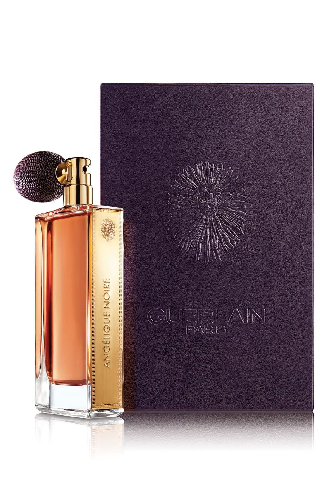 L'Art et la Matiere Angelique Noire Eau de Parfum,                             Alternate thumbnail 4, color,                             000