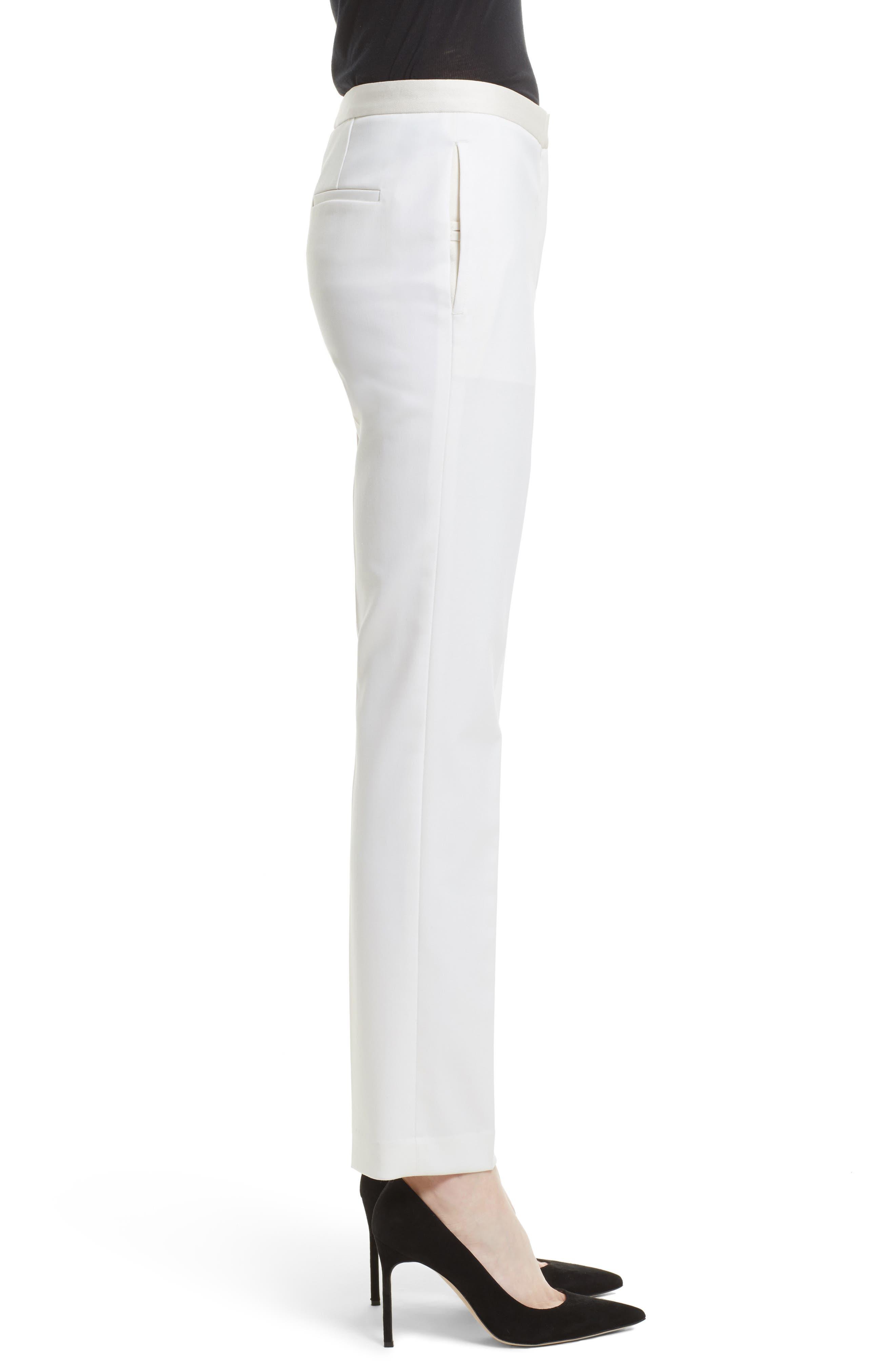 Tuxedo Suit Pants,                             Alternate thumbnail 6, color,