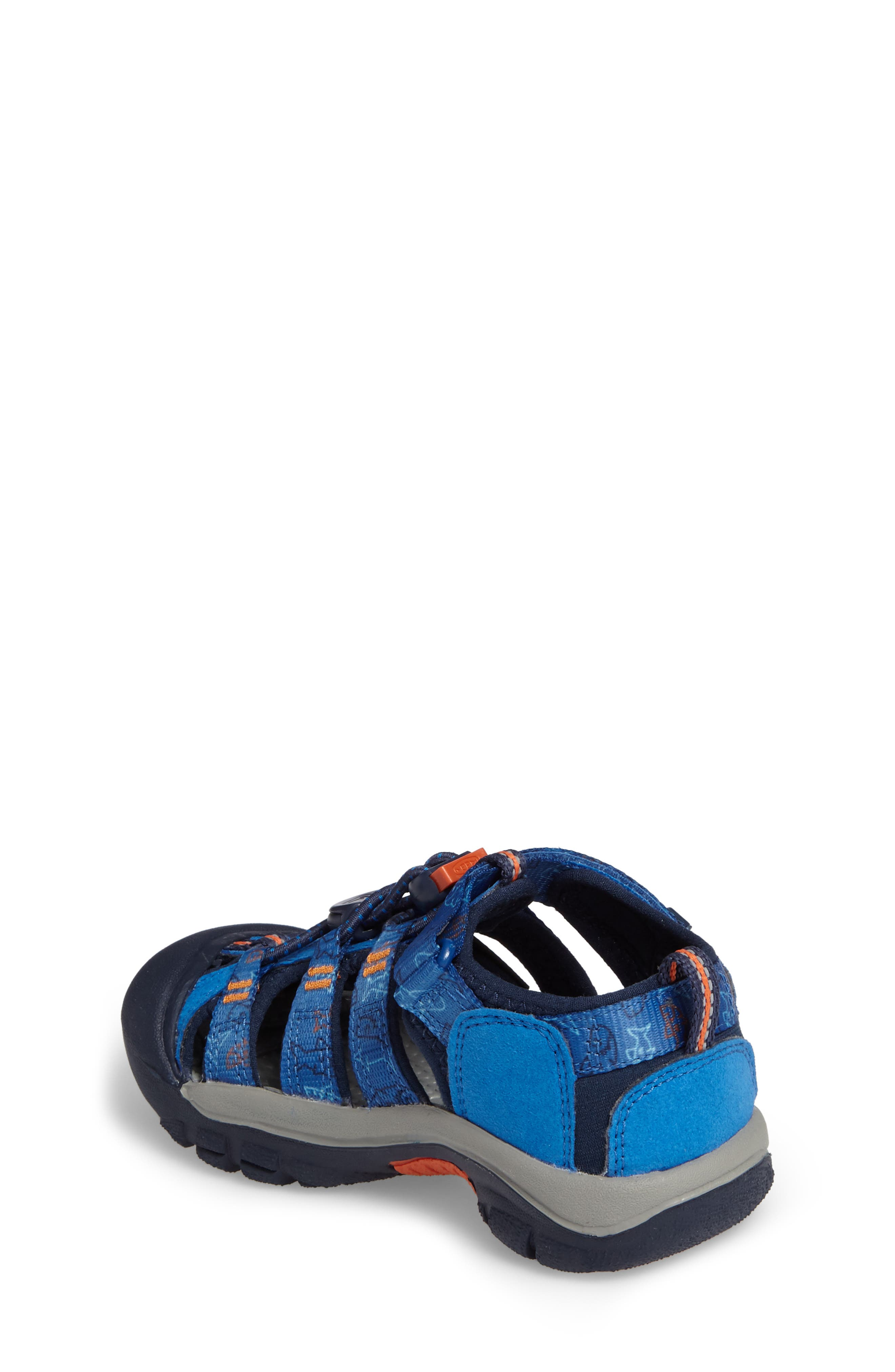 'Newport H2' Water Friendly Sandal,                             Alternate thumbnail 90, color,