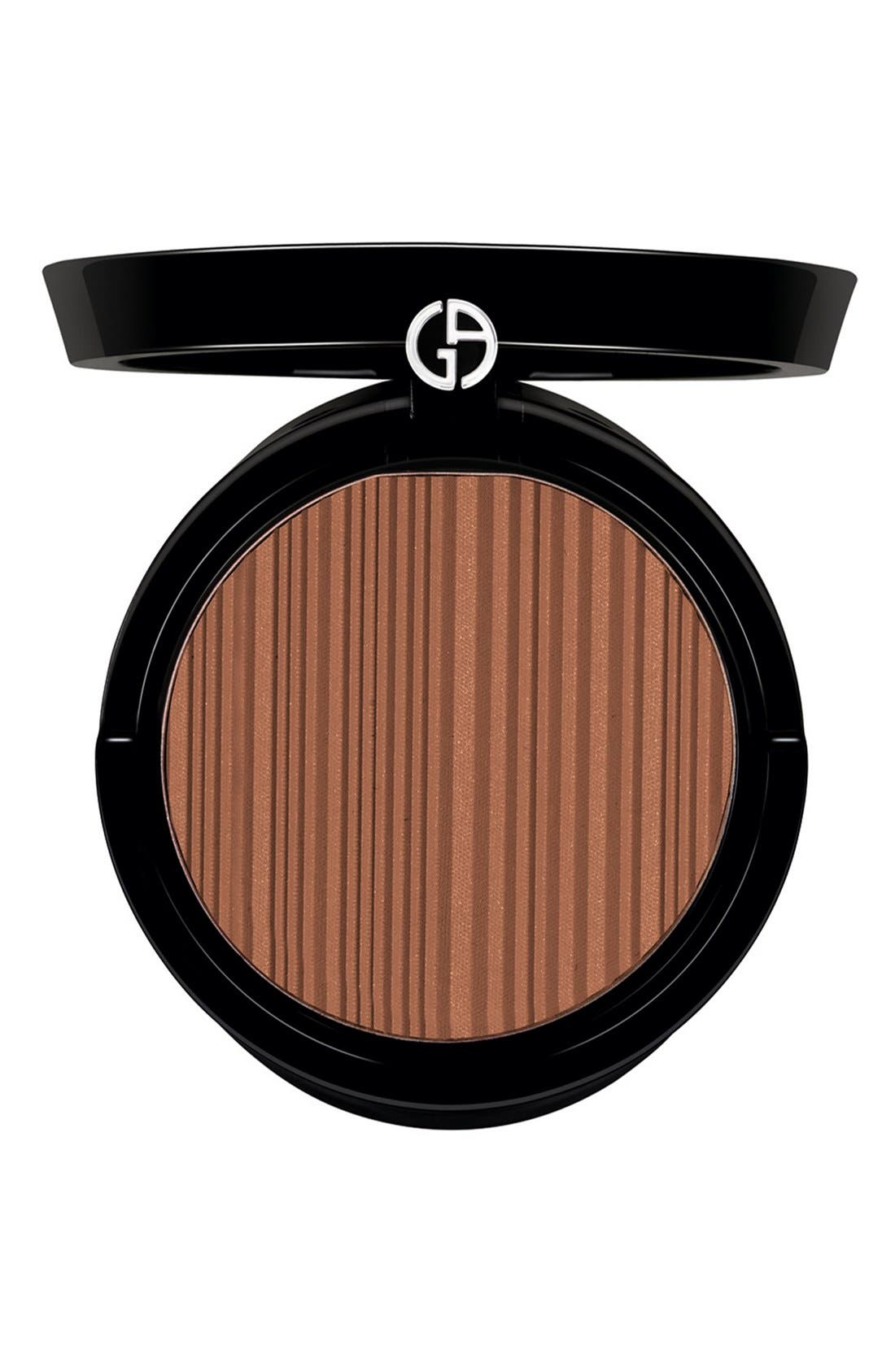 'Sun Fabric' Bronzer,                             Main thumbnail 4, color,
