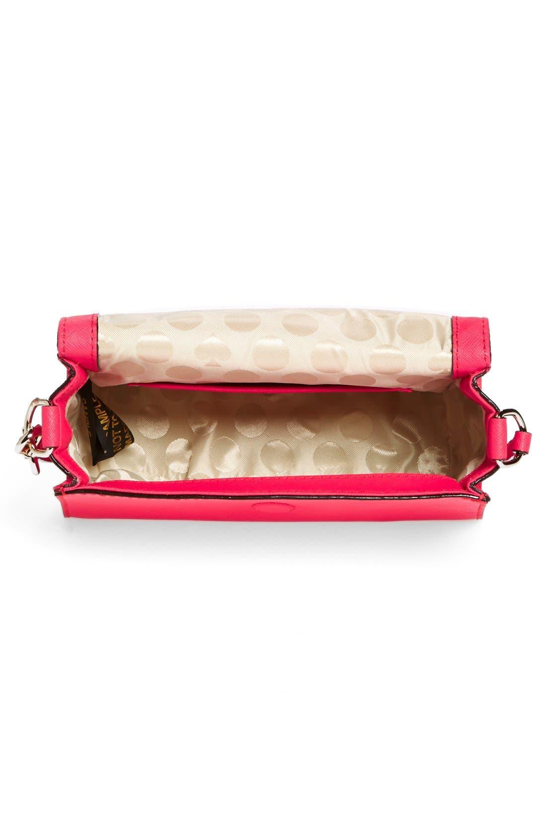 'cedar street - magnolia' crossbody bag,                             Alternate thumbnail 8, color,