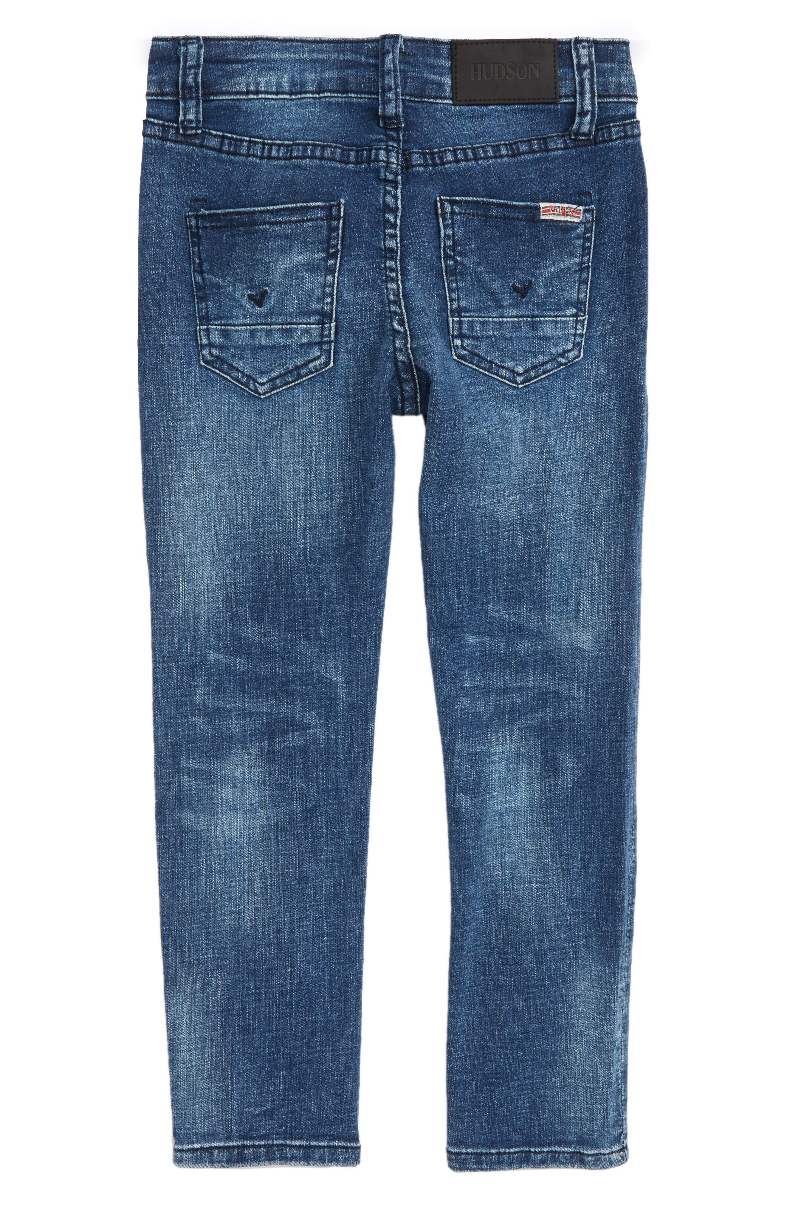 Jagger Slim Fit Straight Leg Jeans,                             Alternate thumbnail 2, color,                             468